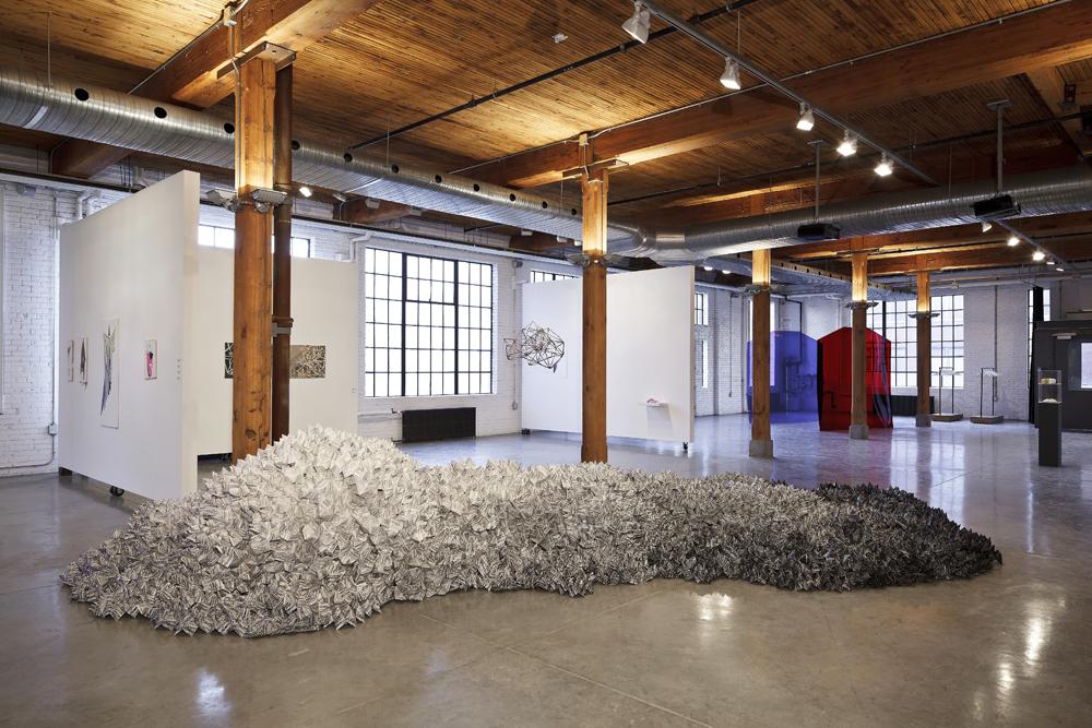 La débâcle  , Parisian Laundry, Montréal, QC, Canada, 2011