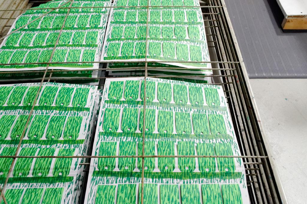 Les étiquettes herbes