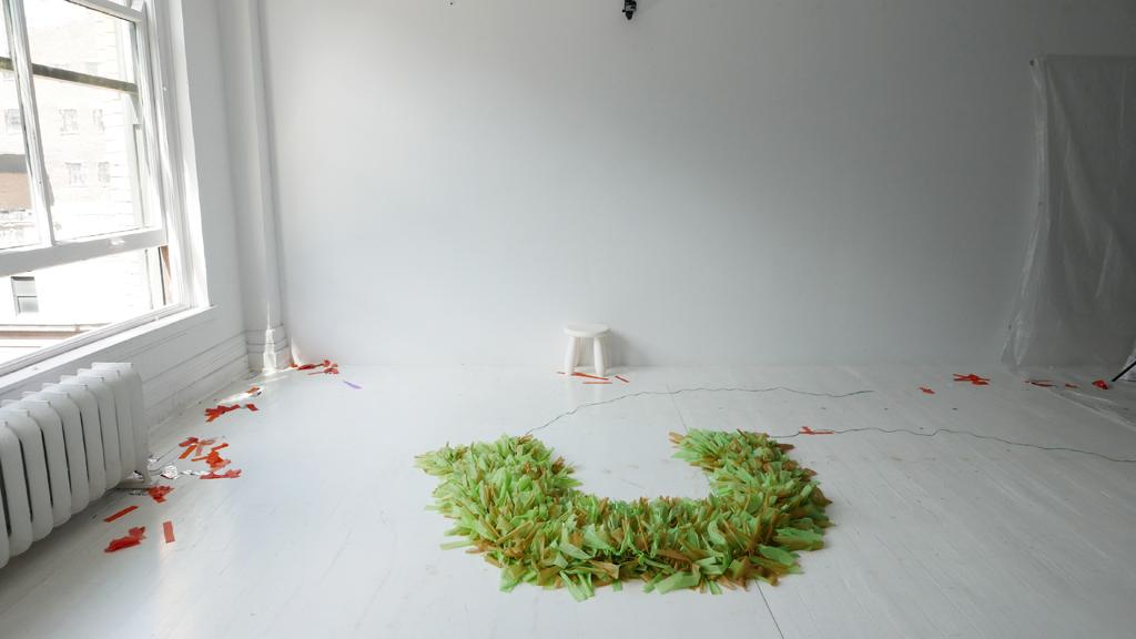 Cadrage d'un vidéo tourné en simultané avec la caméra Lumix.