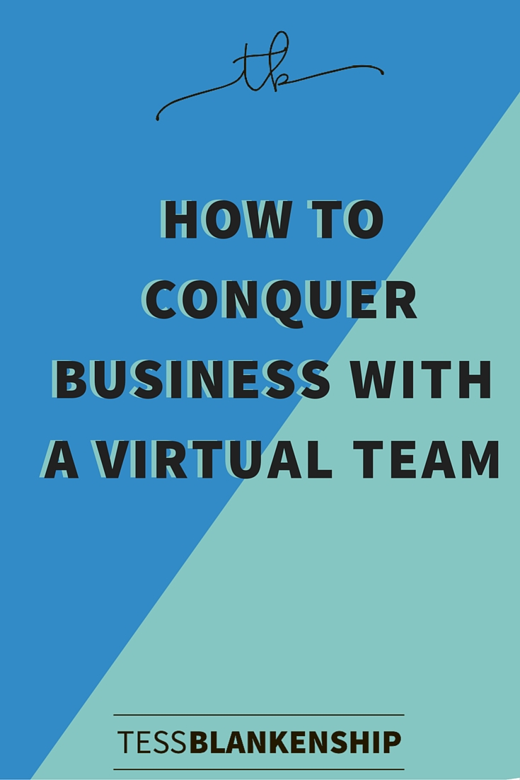 How to Conquer Your Business Expansion with a Virtual Team