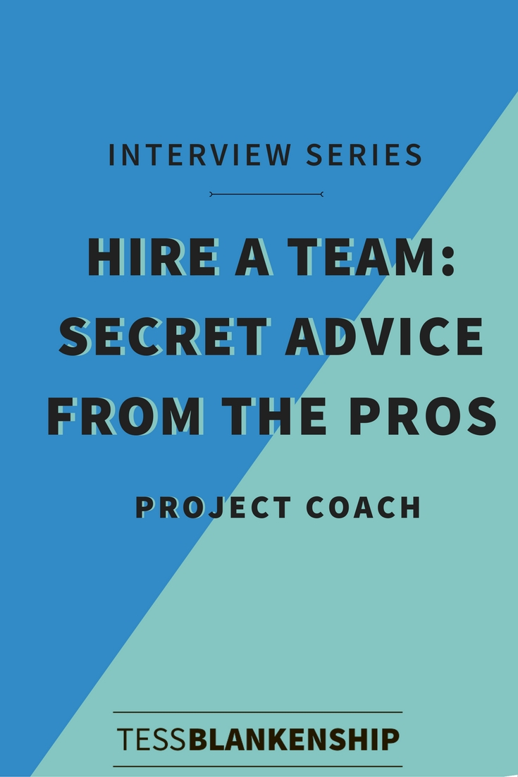 When and why you need to hire a project coach.
