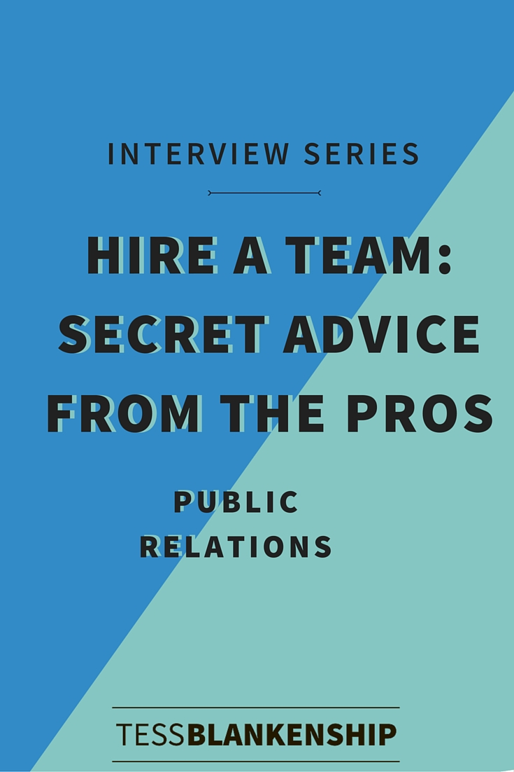 Hiring a PR expert? Get the expert advice from one public relations pro in this post.