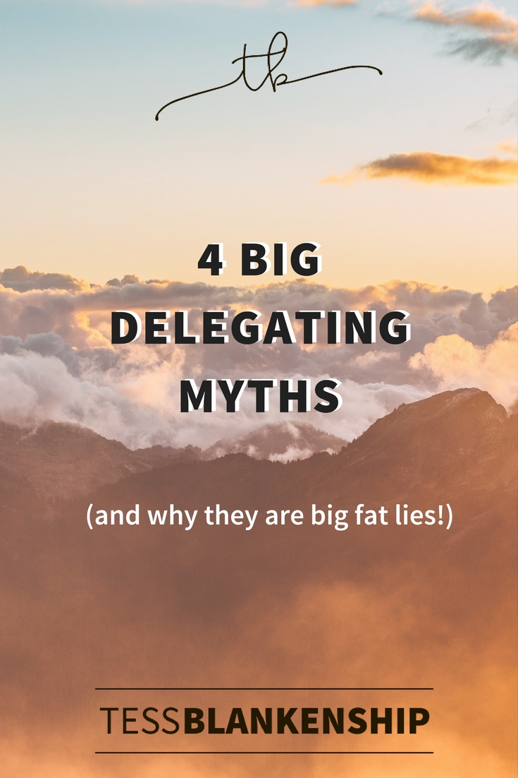Do you want to delegate better? Work smarter and be a better leader? Then you need to know these