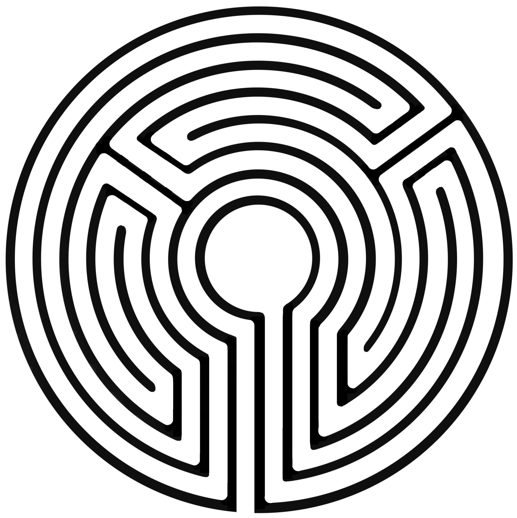 A variant 7-circuit labyrinth