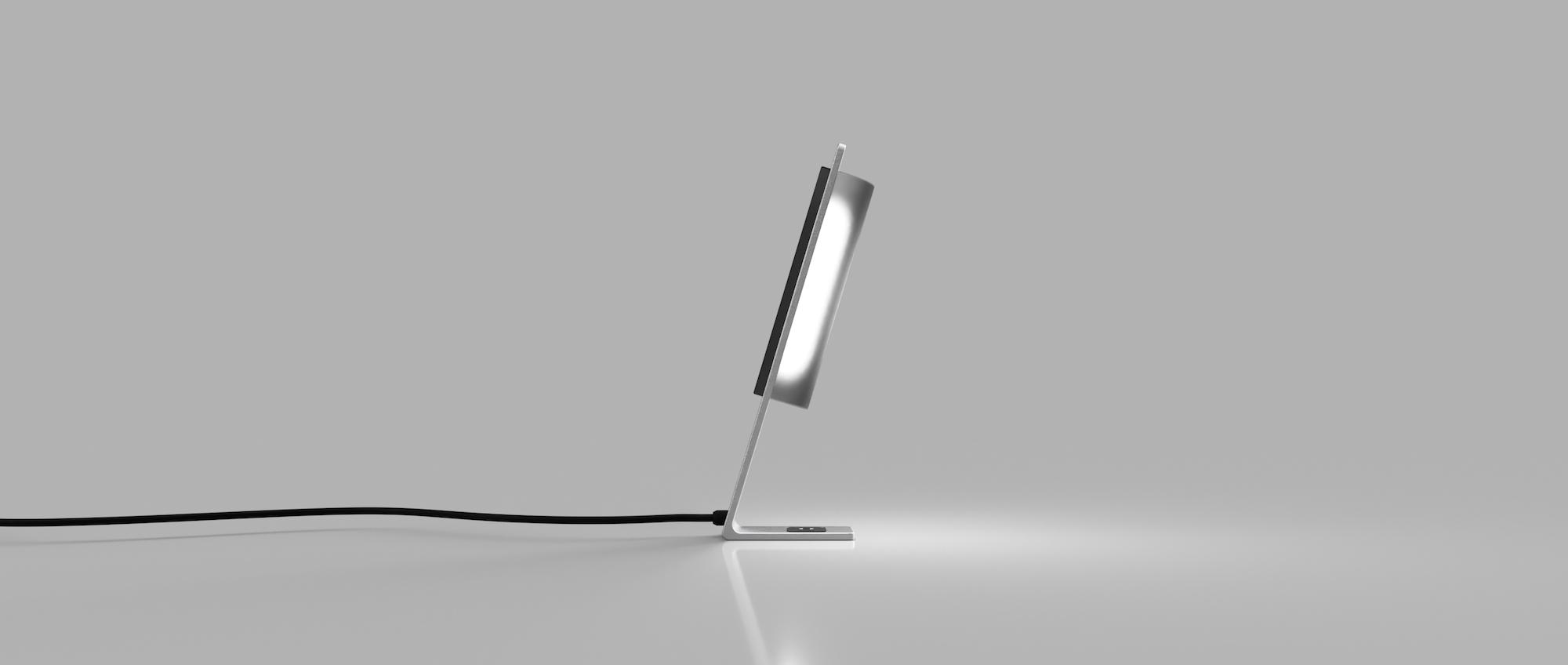 LED ANGLED DESK LAMP