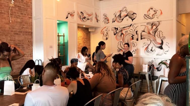 Photo Via: AHUS Women of Color Panel, July 2018