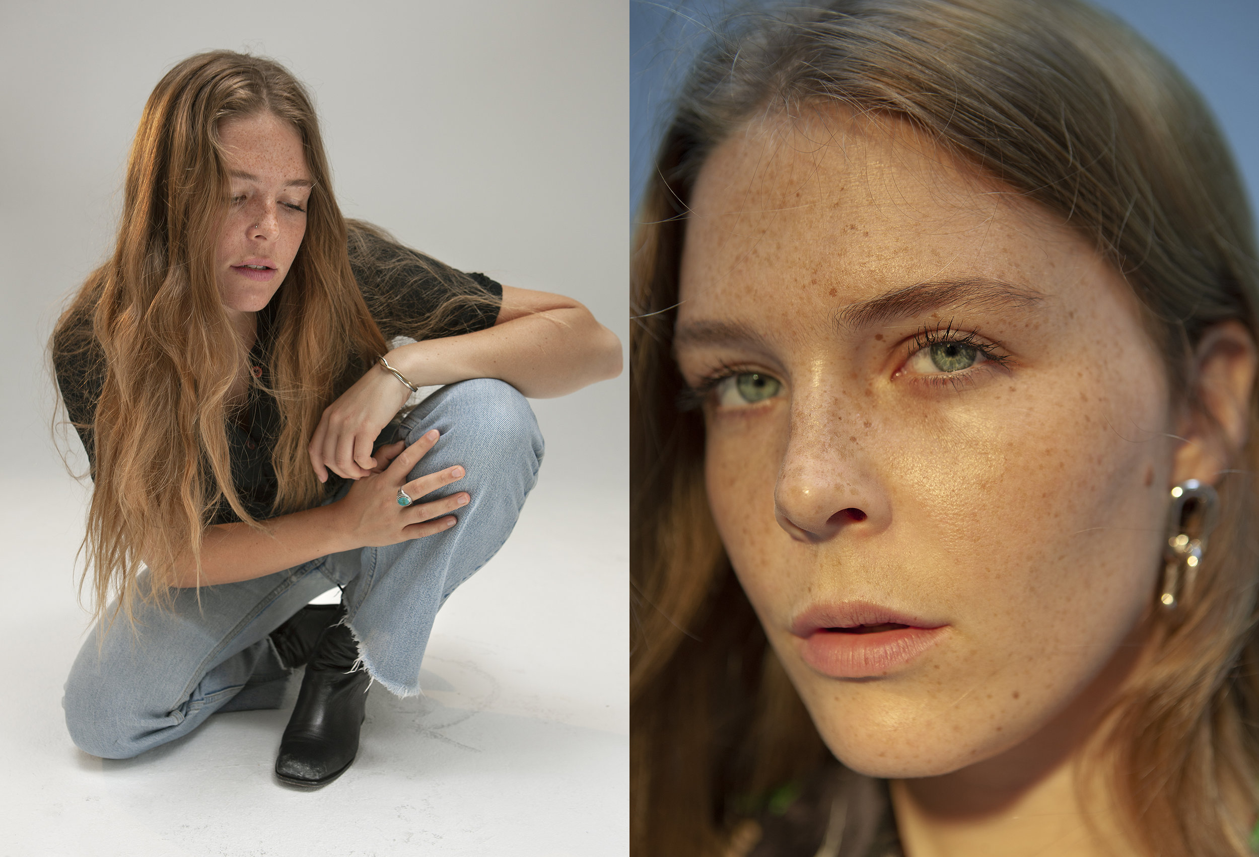 Maggie Rogers   singer- songwriter  for  Musikexpress