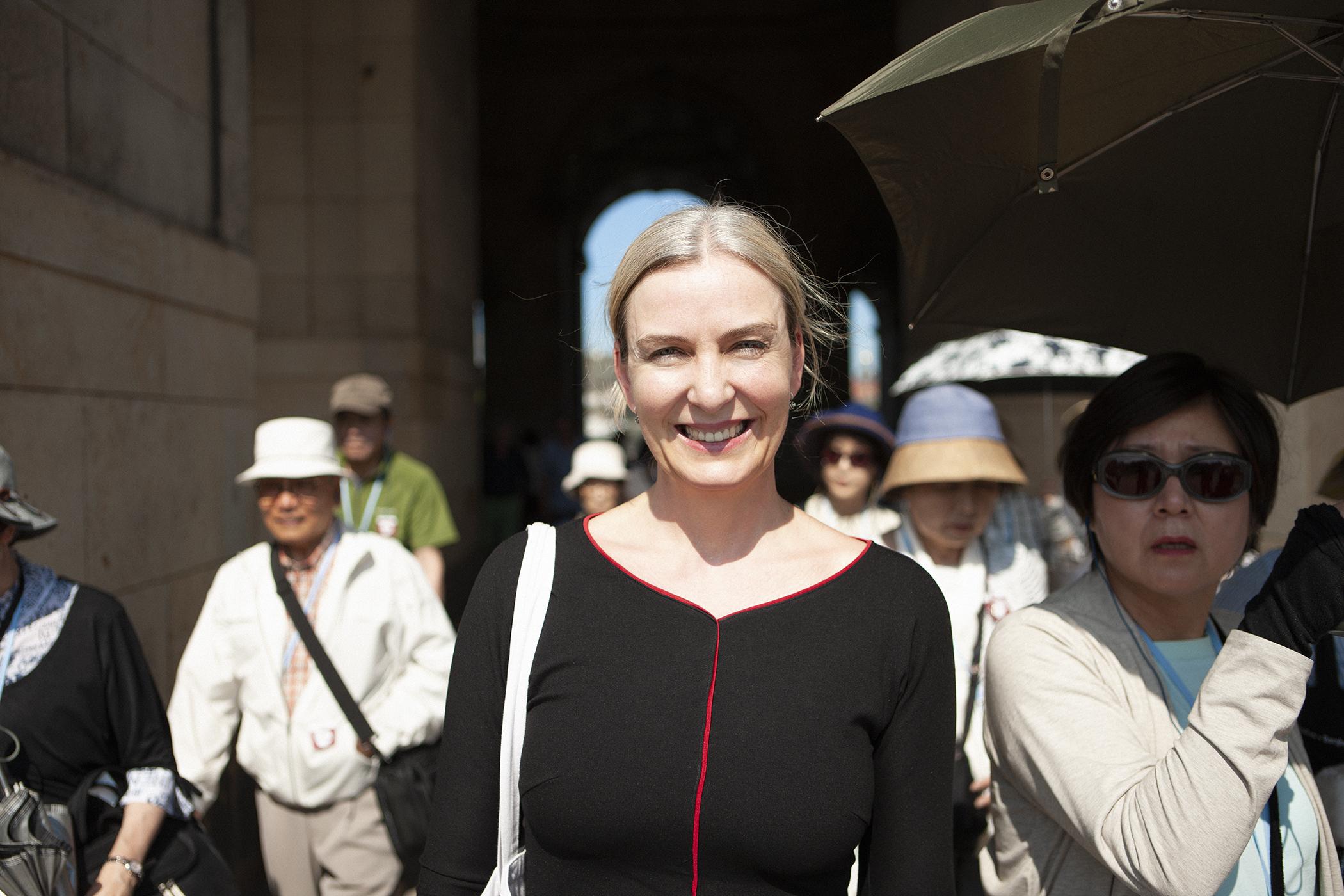 Marion Ackermann   Generaldirektorin der Staatlichen Kunstsammlungen Dresden   Dresden Special   for  Weltkunst