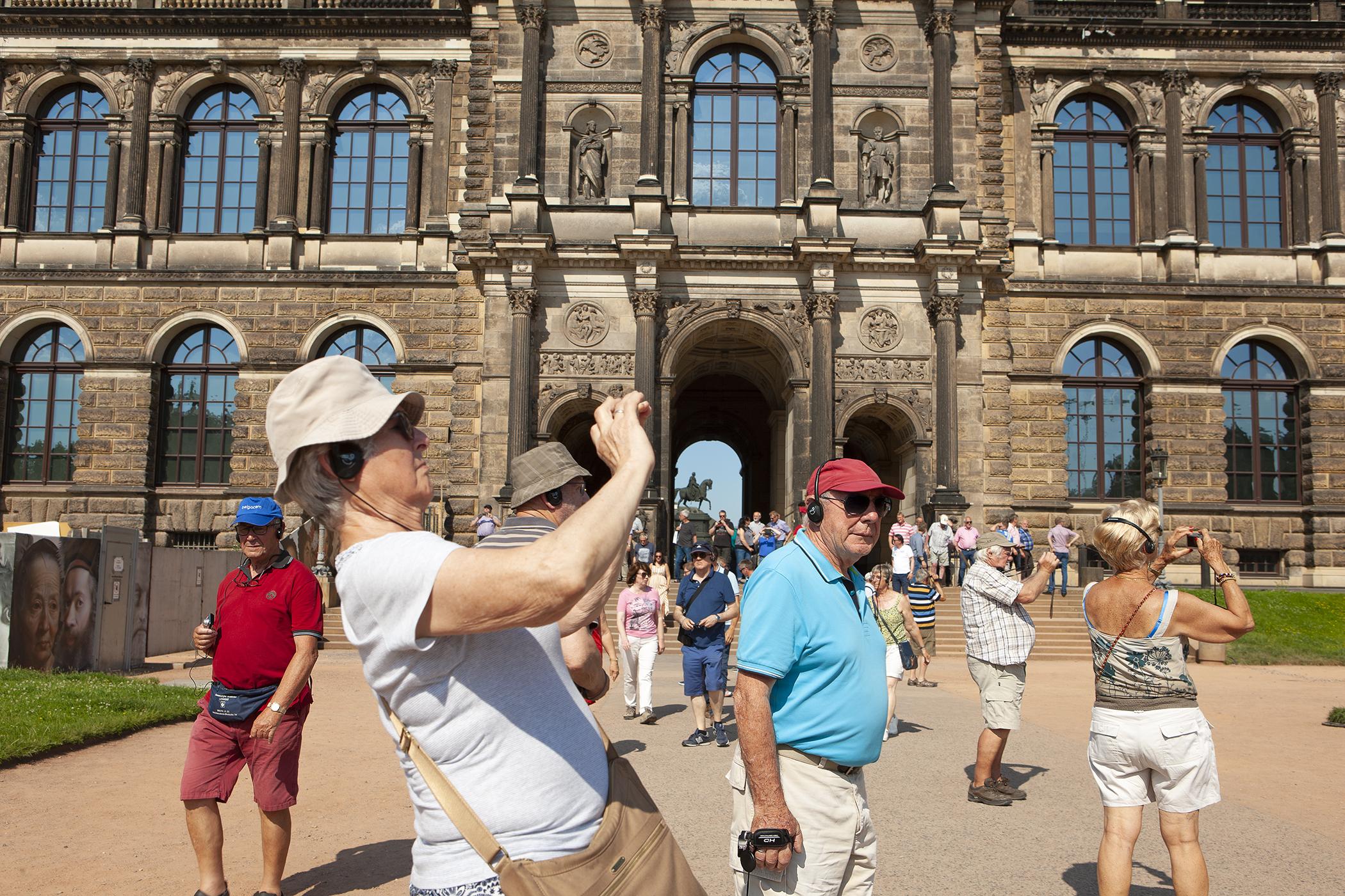 Dresden Special   for  Weltkunst