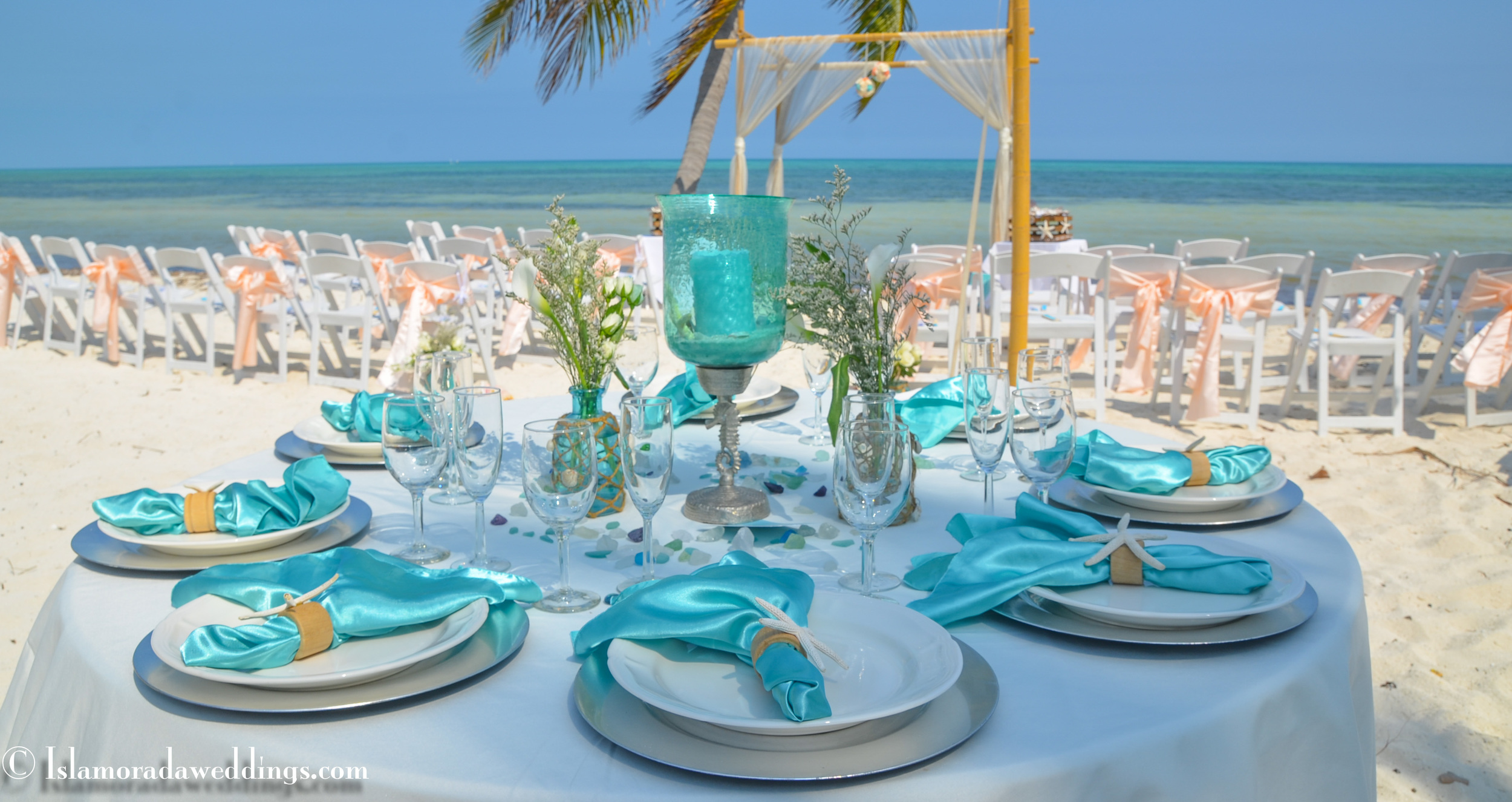 Florida Keys Beach Wedding