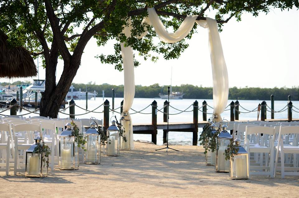 Getting married in the florida keys