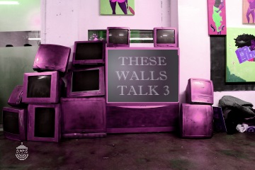 Copy of Vavavooms: These Wall Talks III Art Show