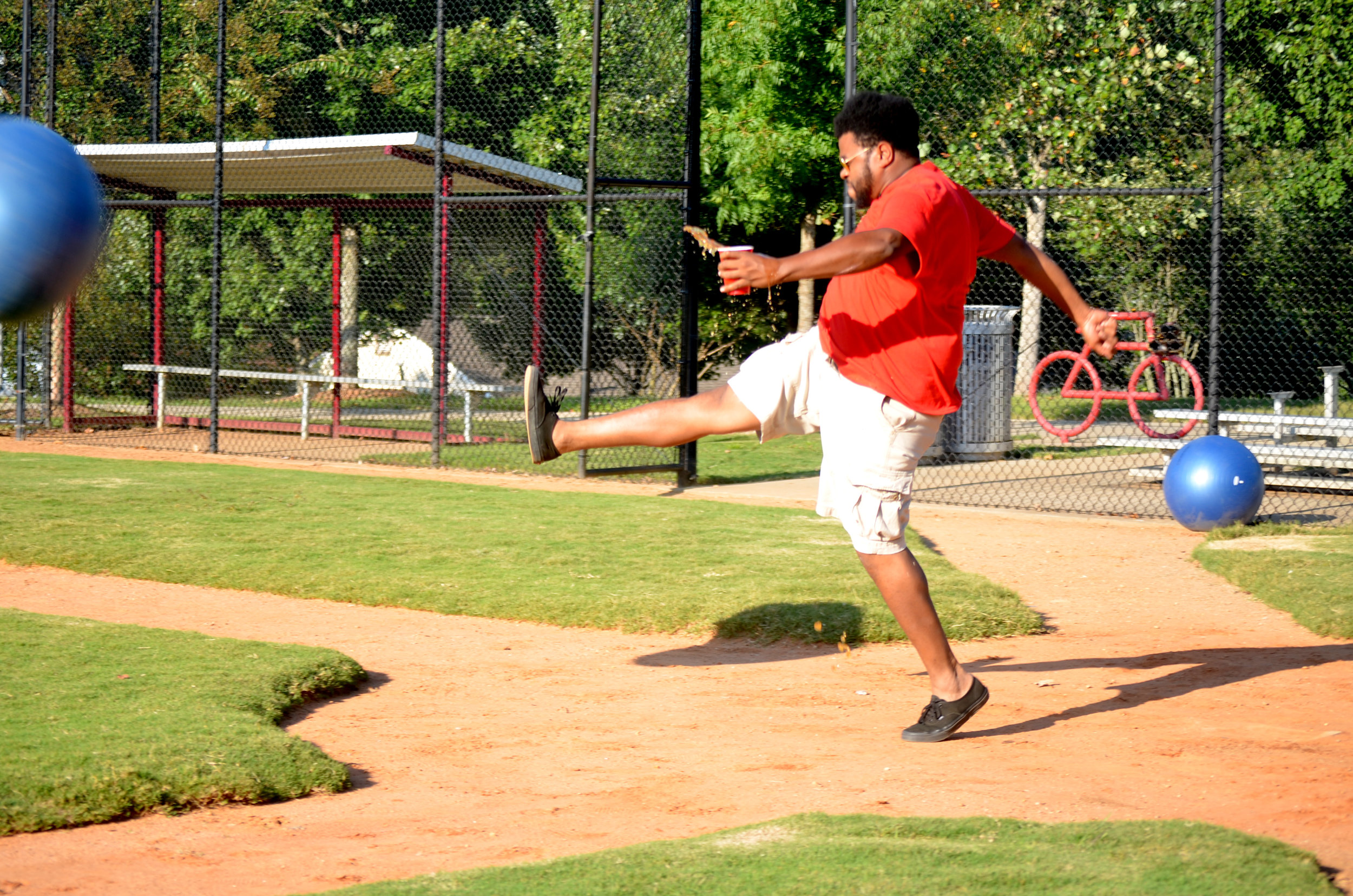 Mega Kickball: Lurch's Labor Day Edition