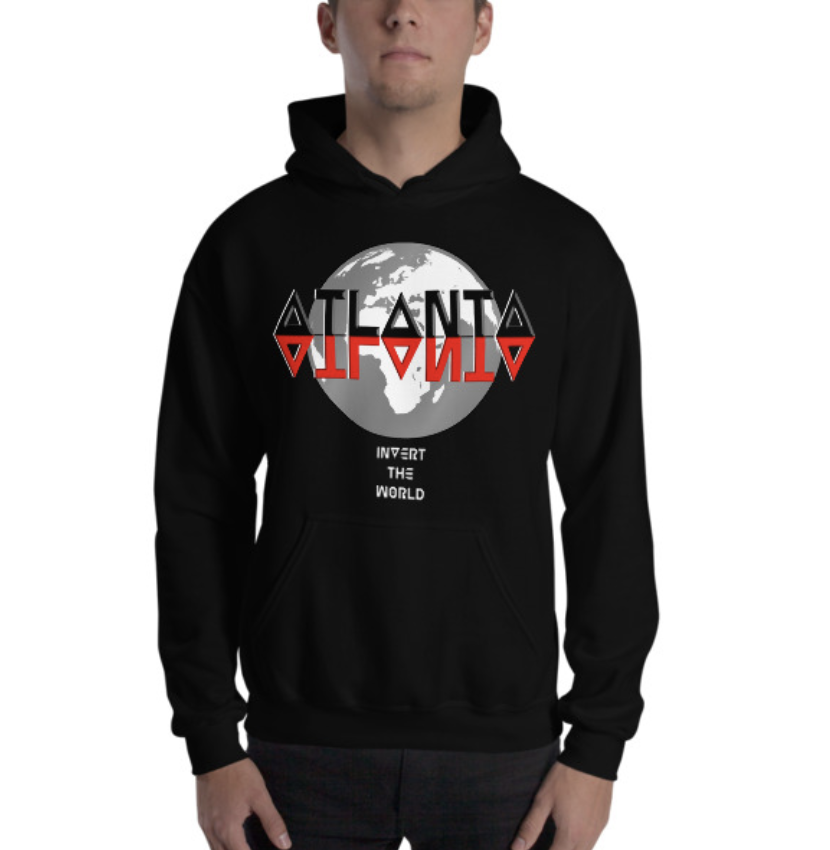 Atlanta World Hoodie by Invert The World- Shop Now!