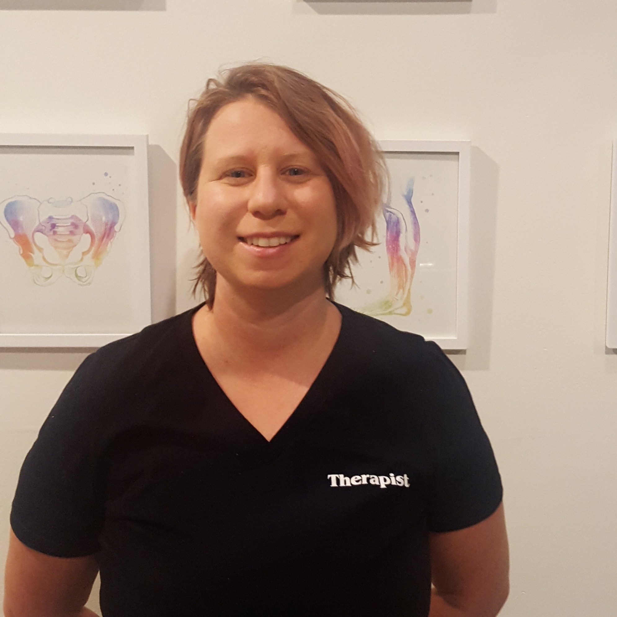 Rebecca - Certified Massage TherapistMy focus is on pain relief, improving sleep, and relaxing the nervous system. I customize a massage flow using the styles of Swedish, Lymphatic, Neural muscular therapy, and Deep Tissue Sculpting to create balance in the body.