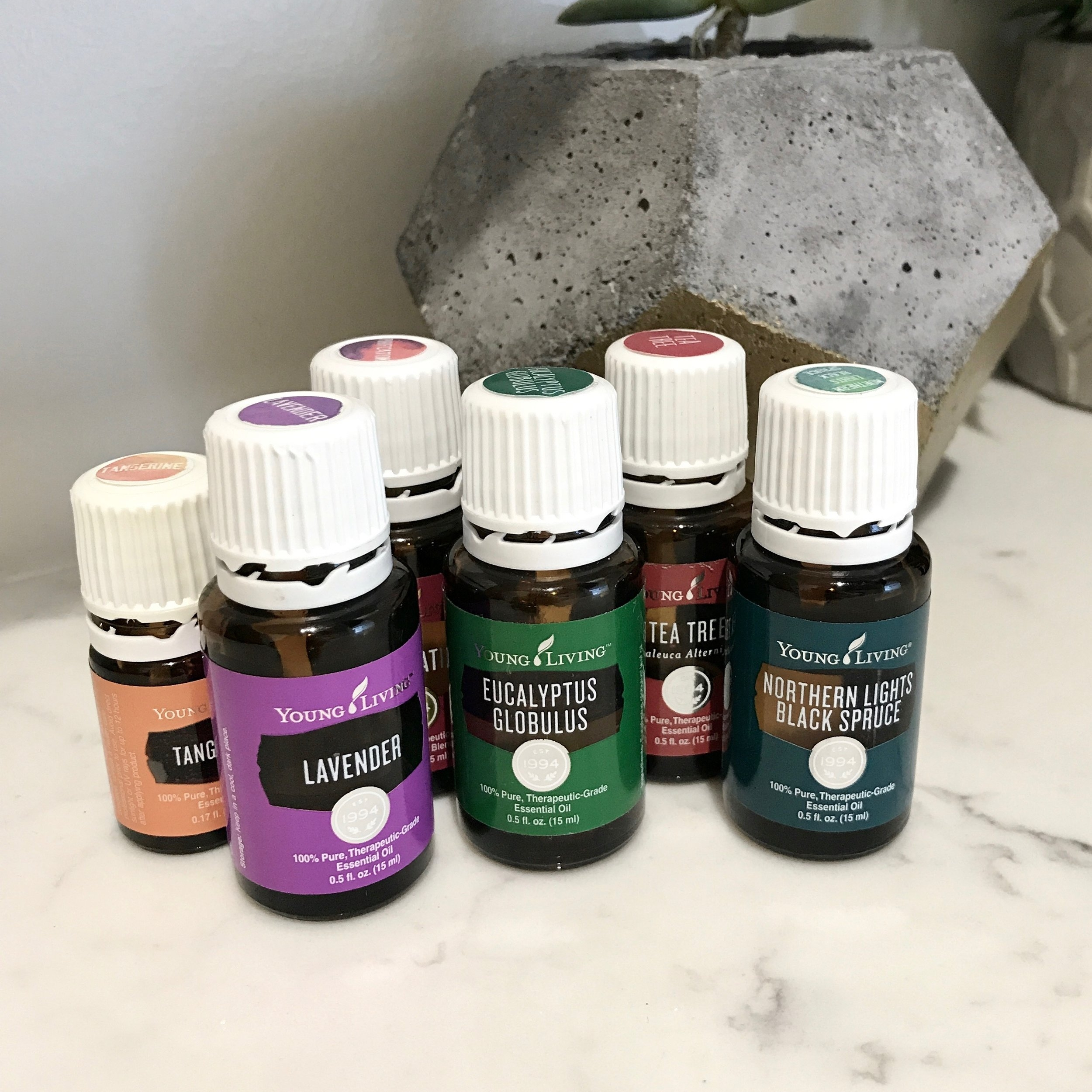 Essential Oils Inner Light Yoga Nashville