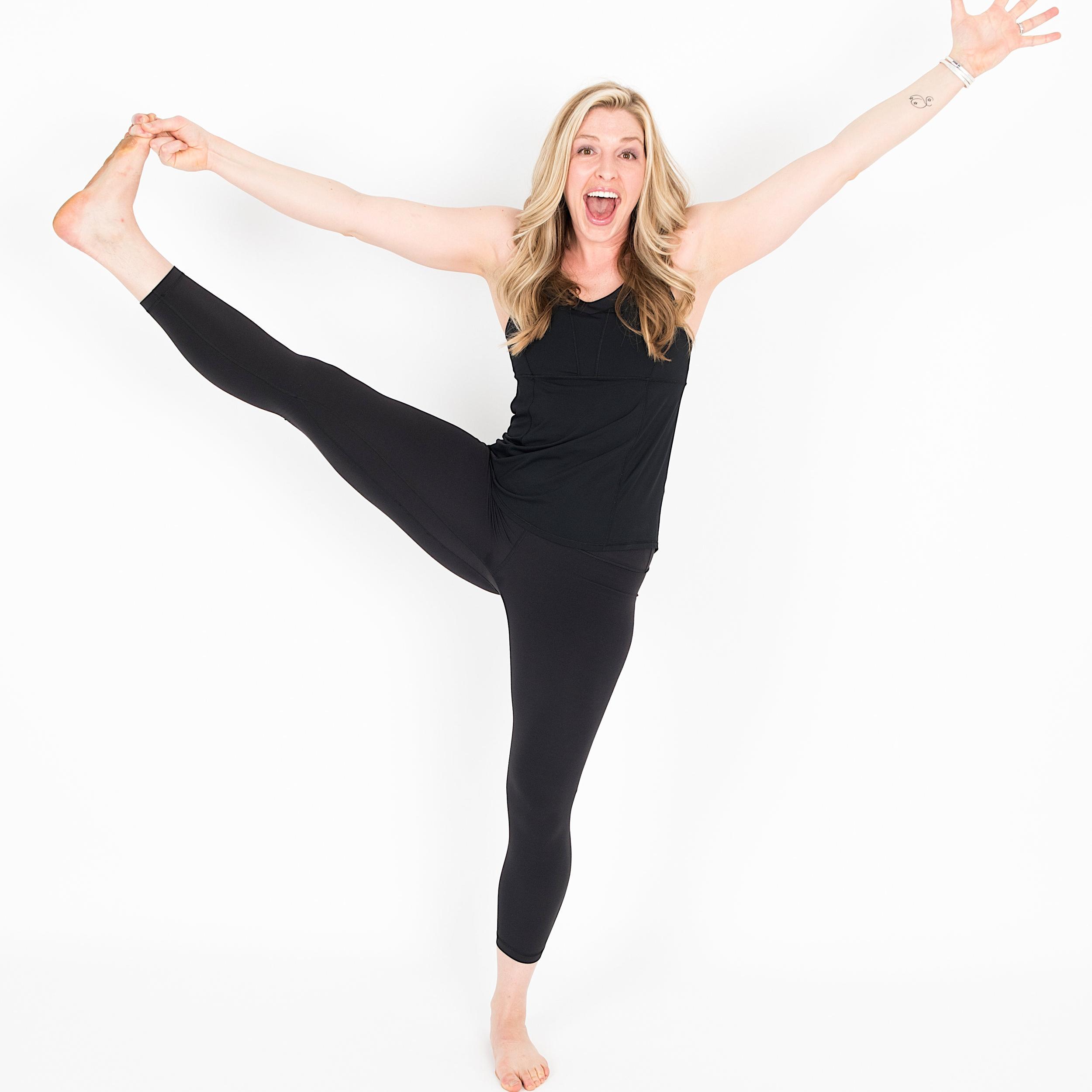 Inner Light Yoga Instructor Abby Blair