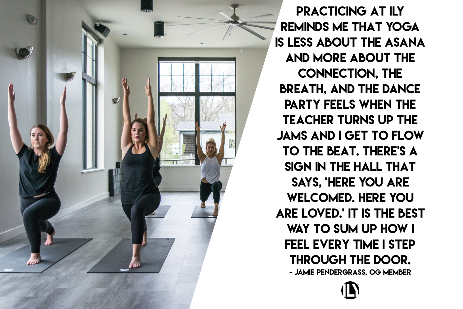 Inner Light Yoga Nashville Yoga Member Student Testimonial