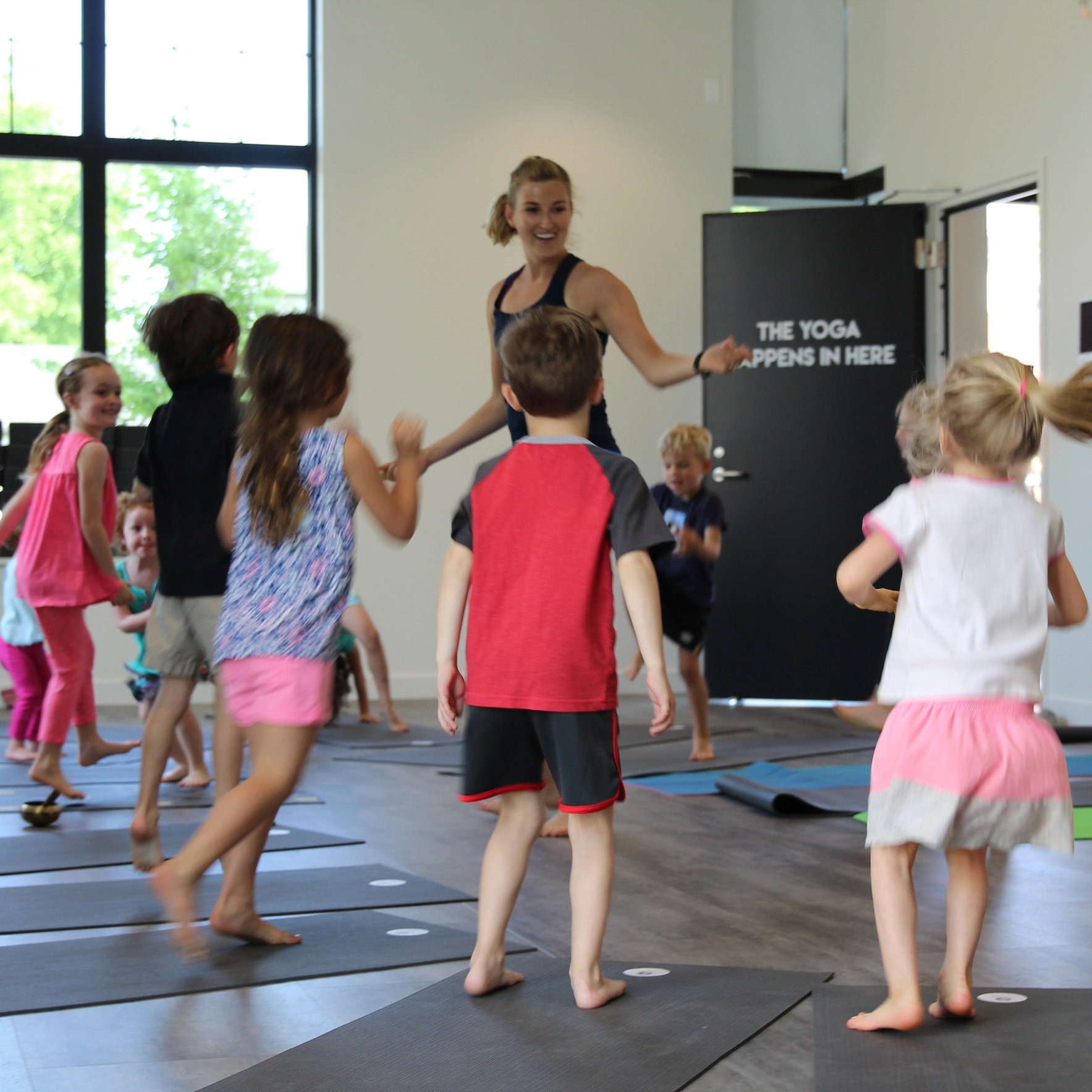 Inner Light Yoga Kids Yoga Family Class Nashville