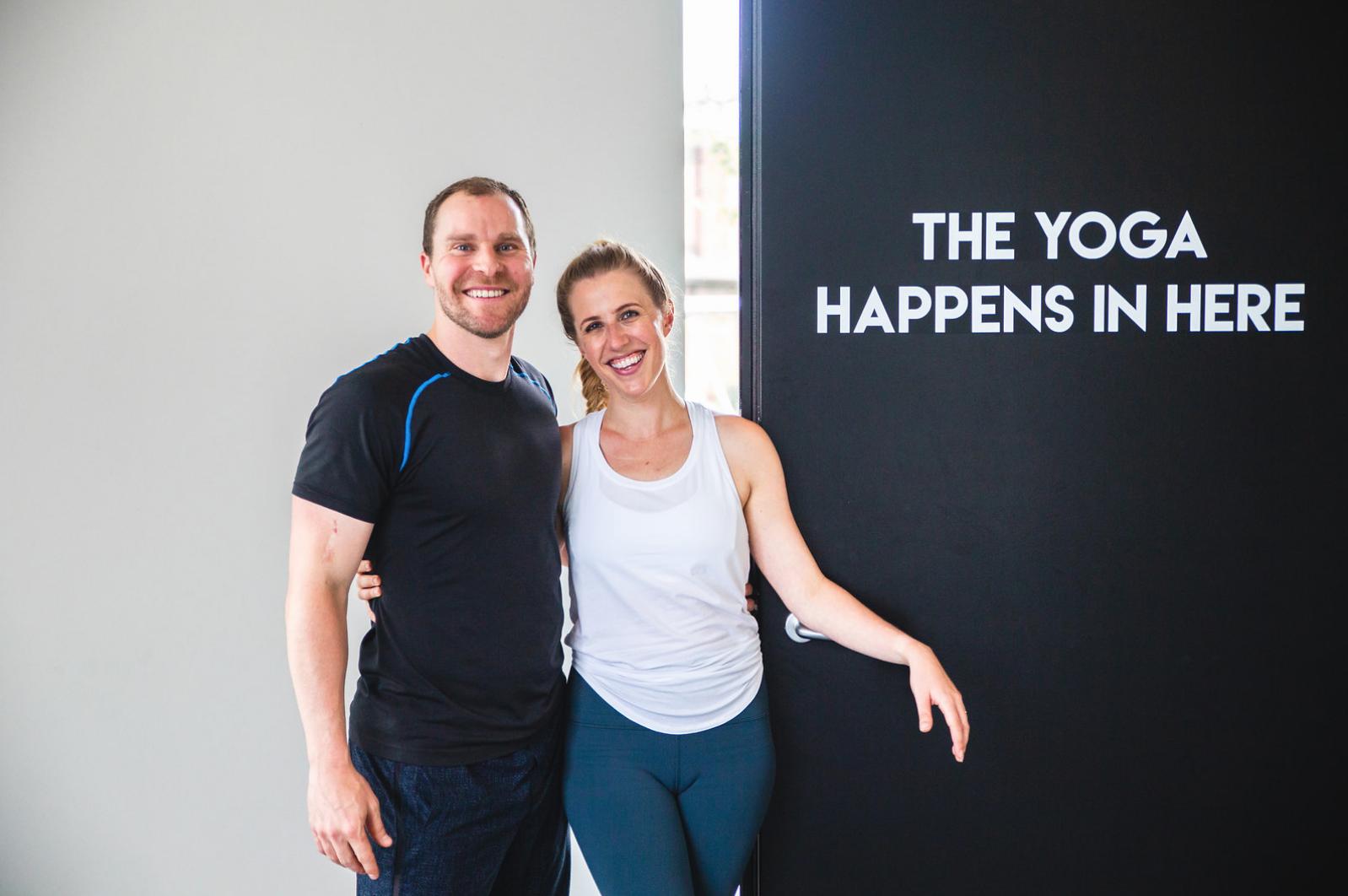 Inner Light Yoga - Emmy and Lee Singer