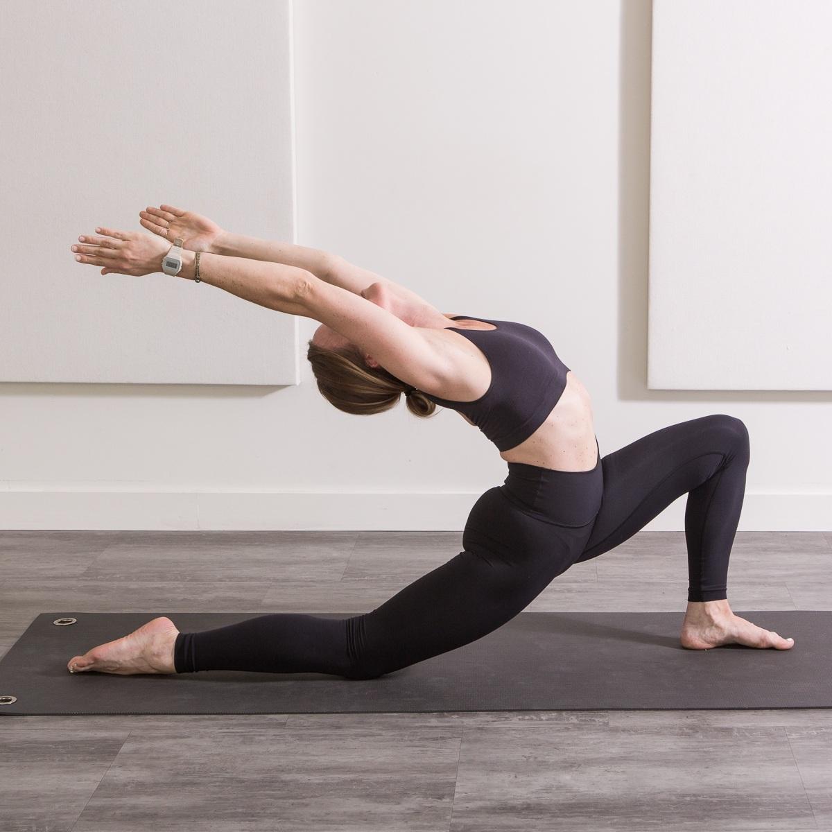 Inner Light Yoga Fire Flow Workshop Nashville