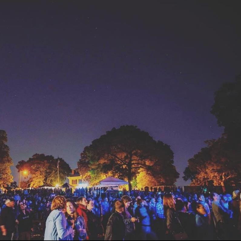 Inner Light Yoga Sevier Park Fest