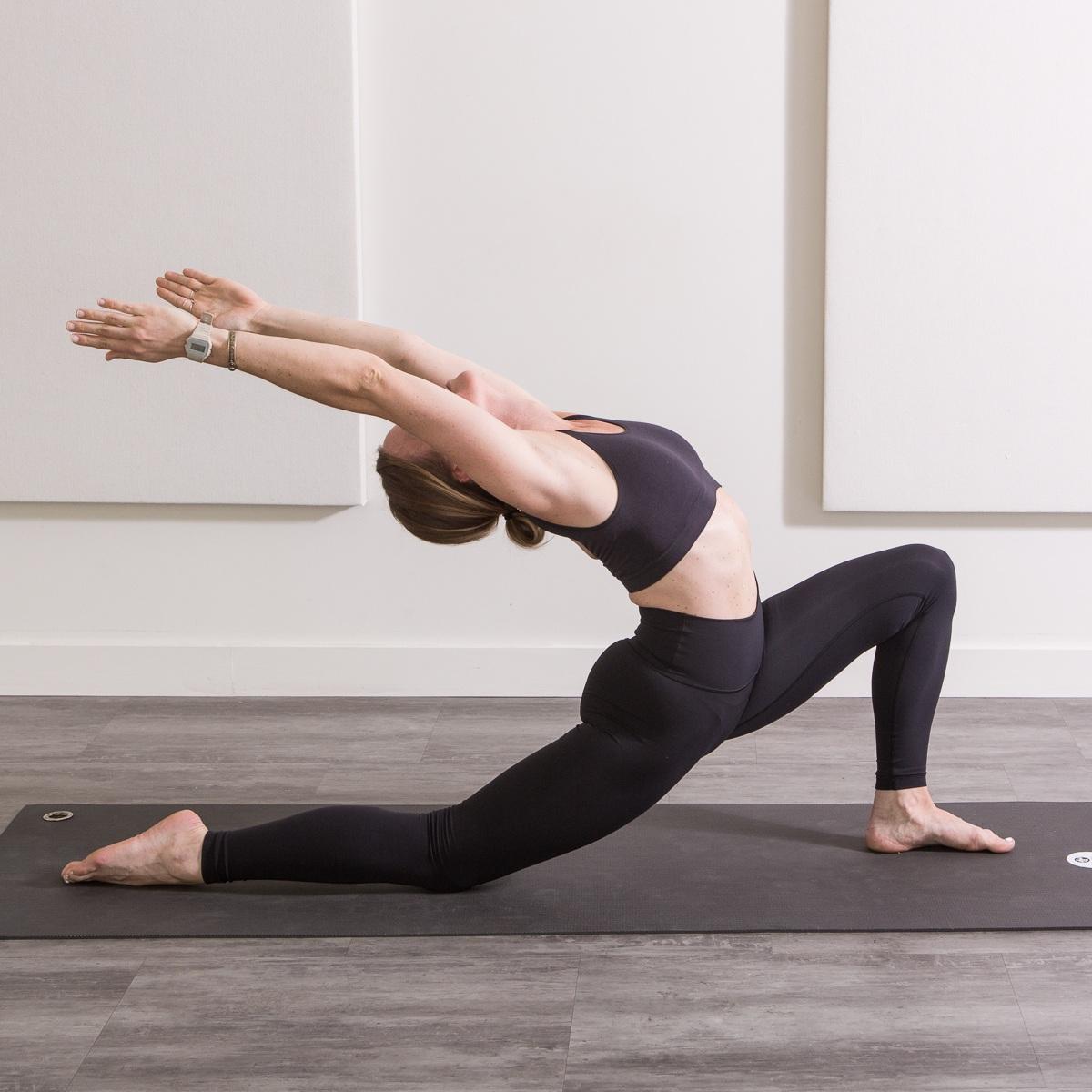 Inner Light Yoga Backbends Workshop Nashville