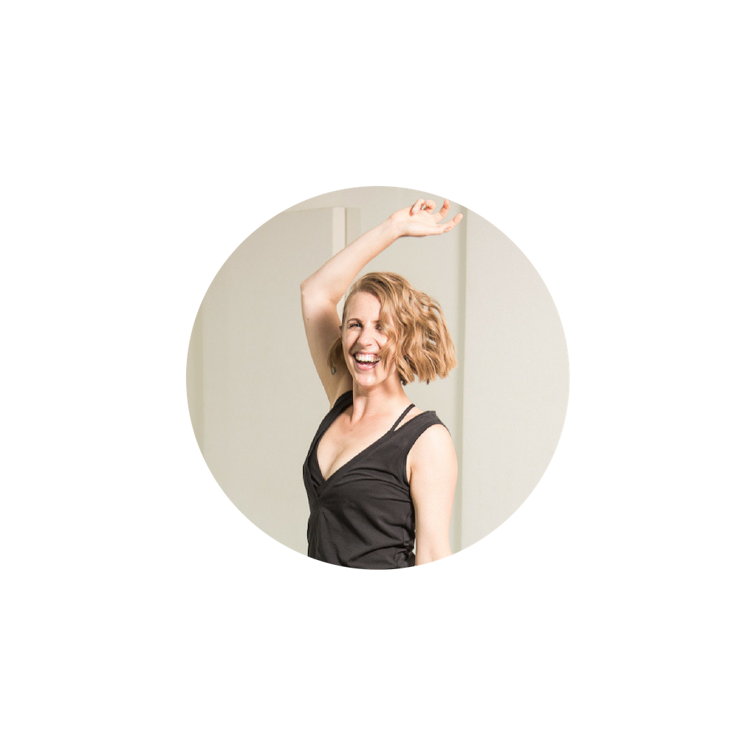 Emmy Singer - Her 6+ years of yoga teaching experience, along with leadership training, business owning expertise, and her authentic love of people make this entire training engaging, intentional, impactful, and FUN.