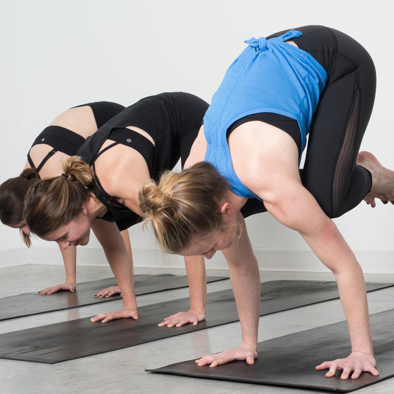 Inner Light Yoga Arm Balance Workshop Nashville