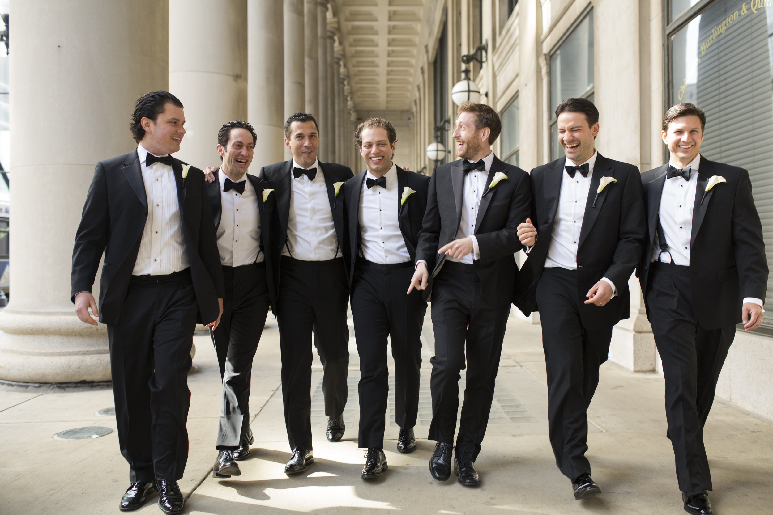 Wedding at Chicago Cultural Center