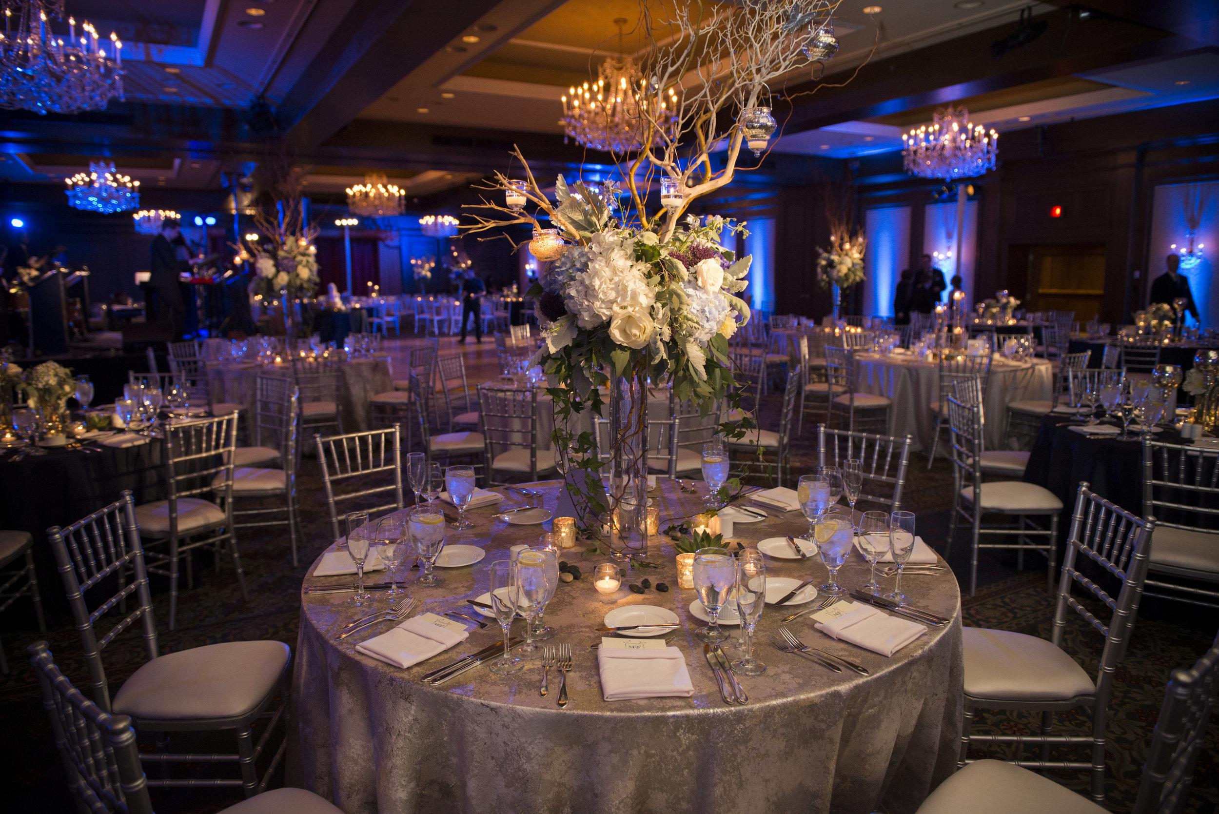 Wedding Reception in Kohler, Wisconsin