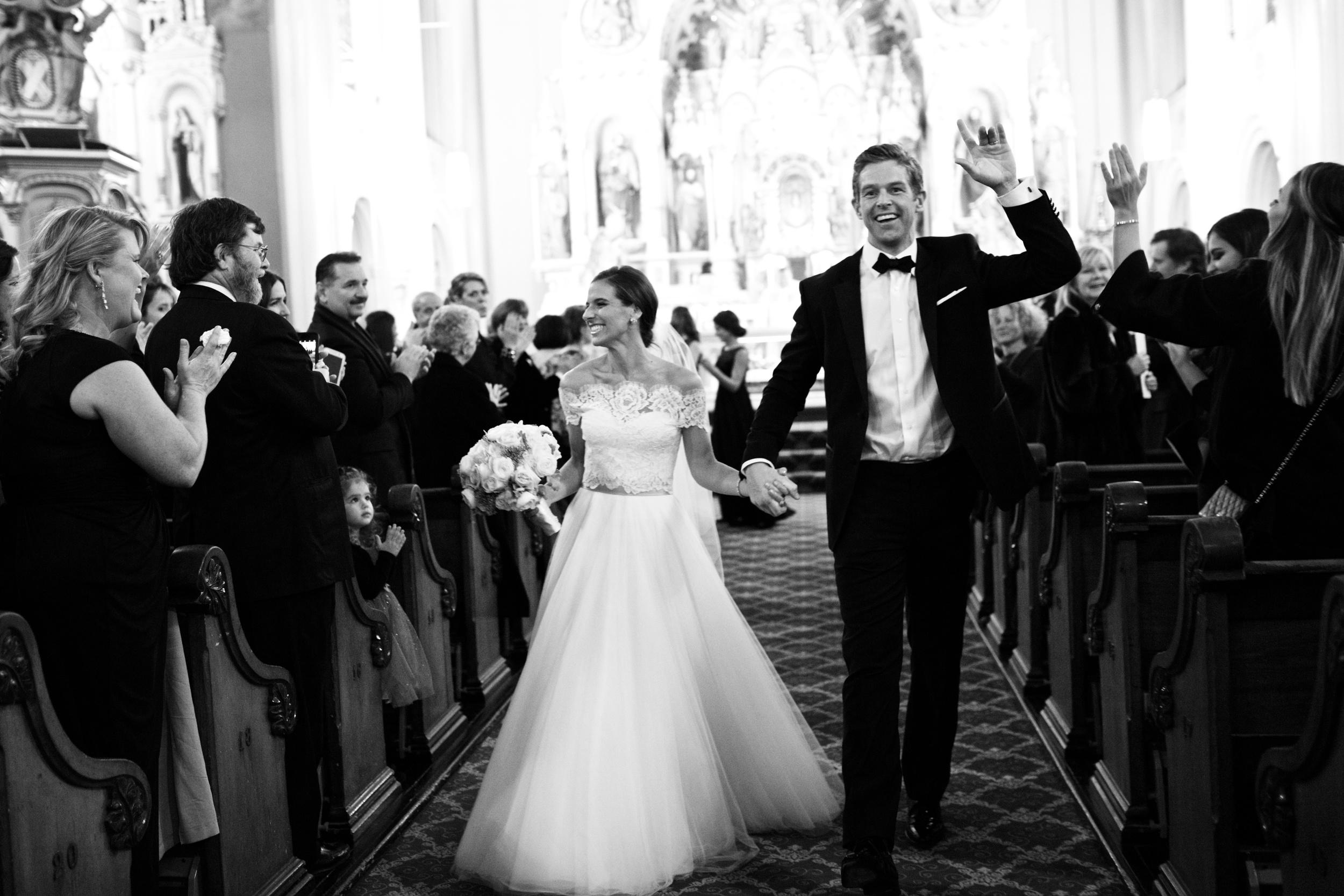 Wedding Ceremony at St. Michael's Church.jpg