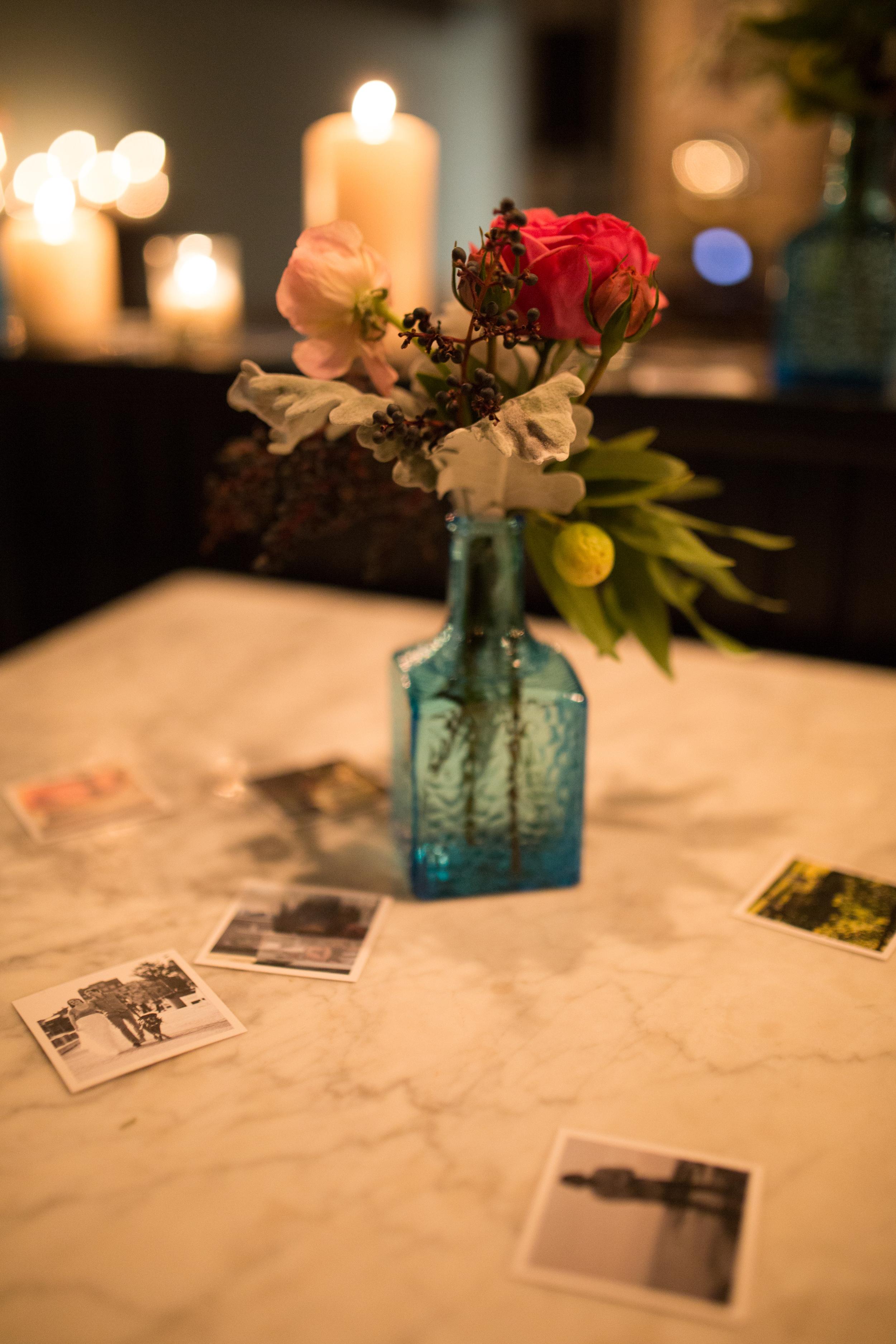 Reception designed by Estera Events