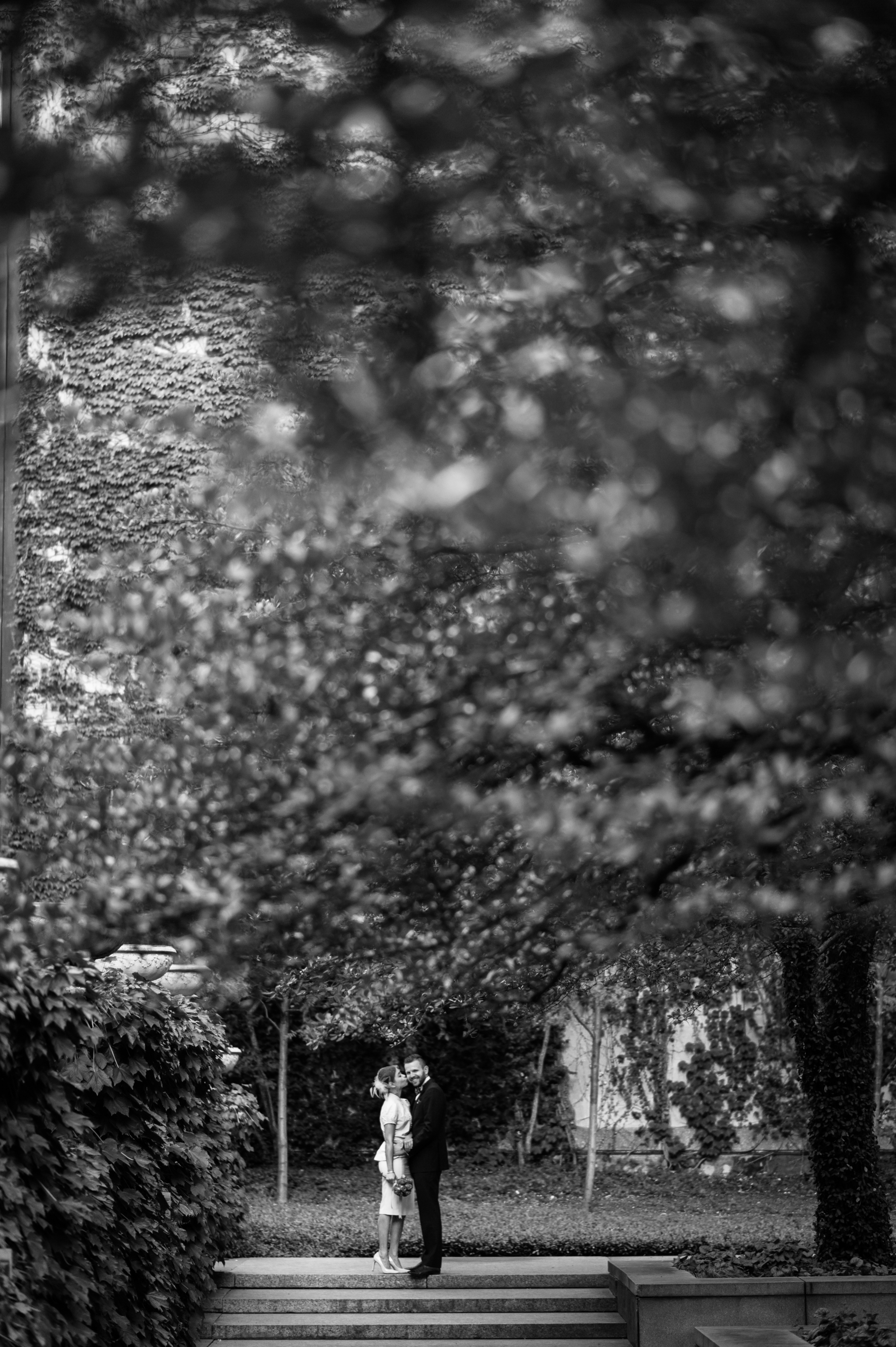 Elopement in Chicago photography