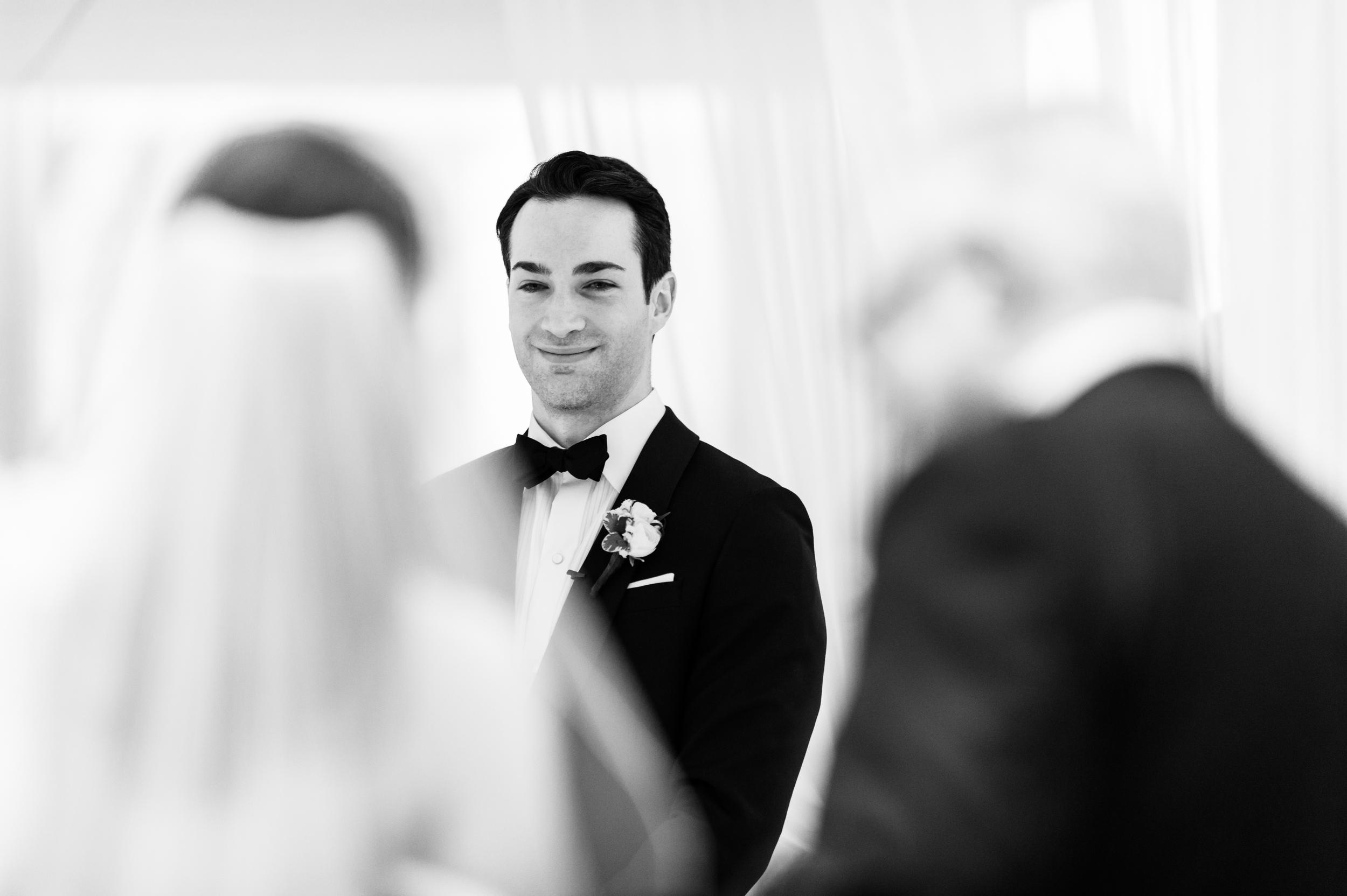 wedding ceremony at the art institute of chicago.jpg