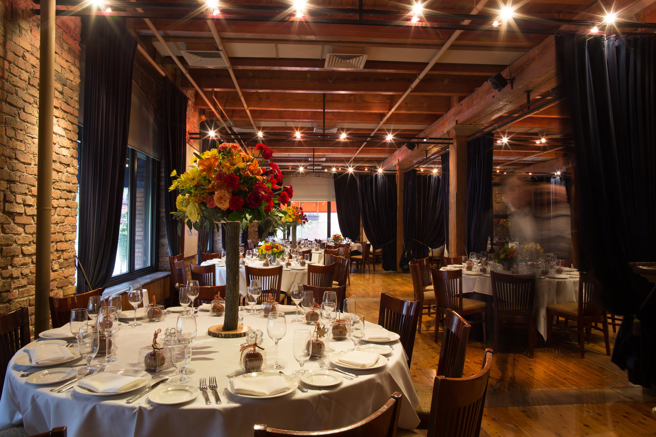 Wedding at Coco Pazzo in Chicago