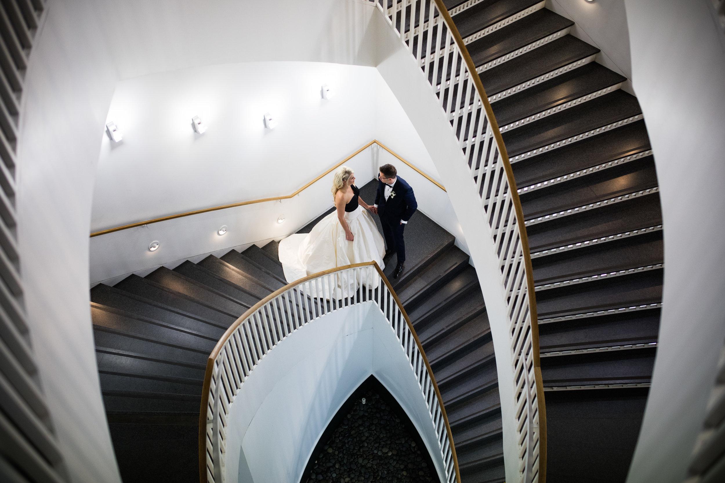 Wedding photography at MCA