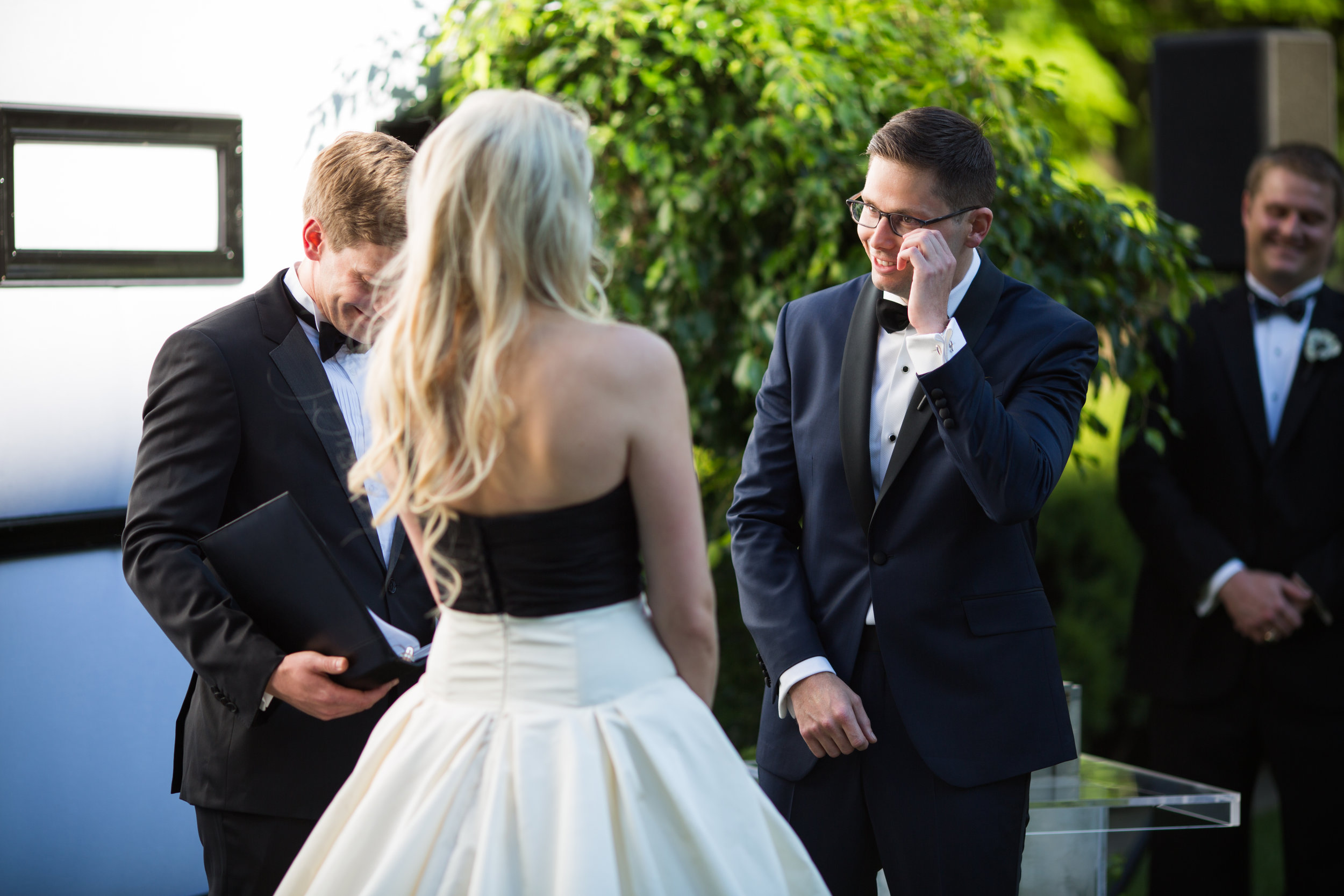 Chicago weddings at MCA