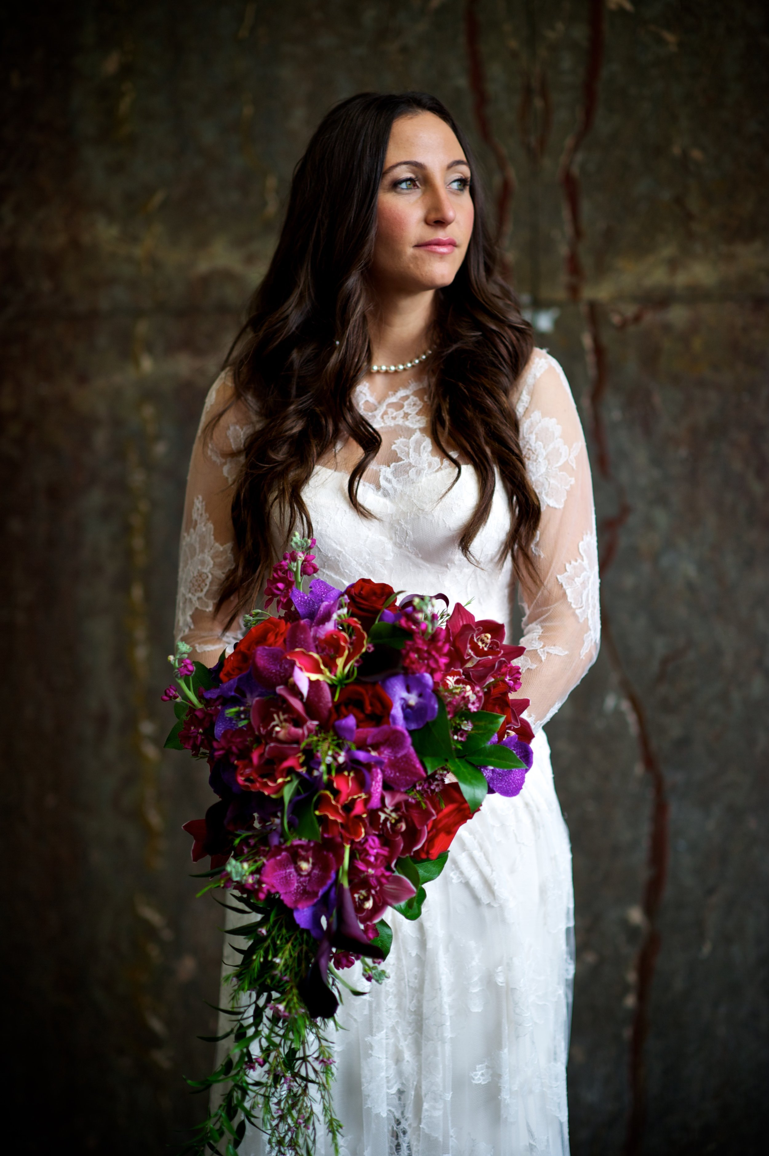 Chicago bridal portrait