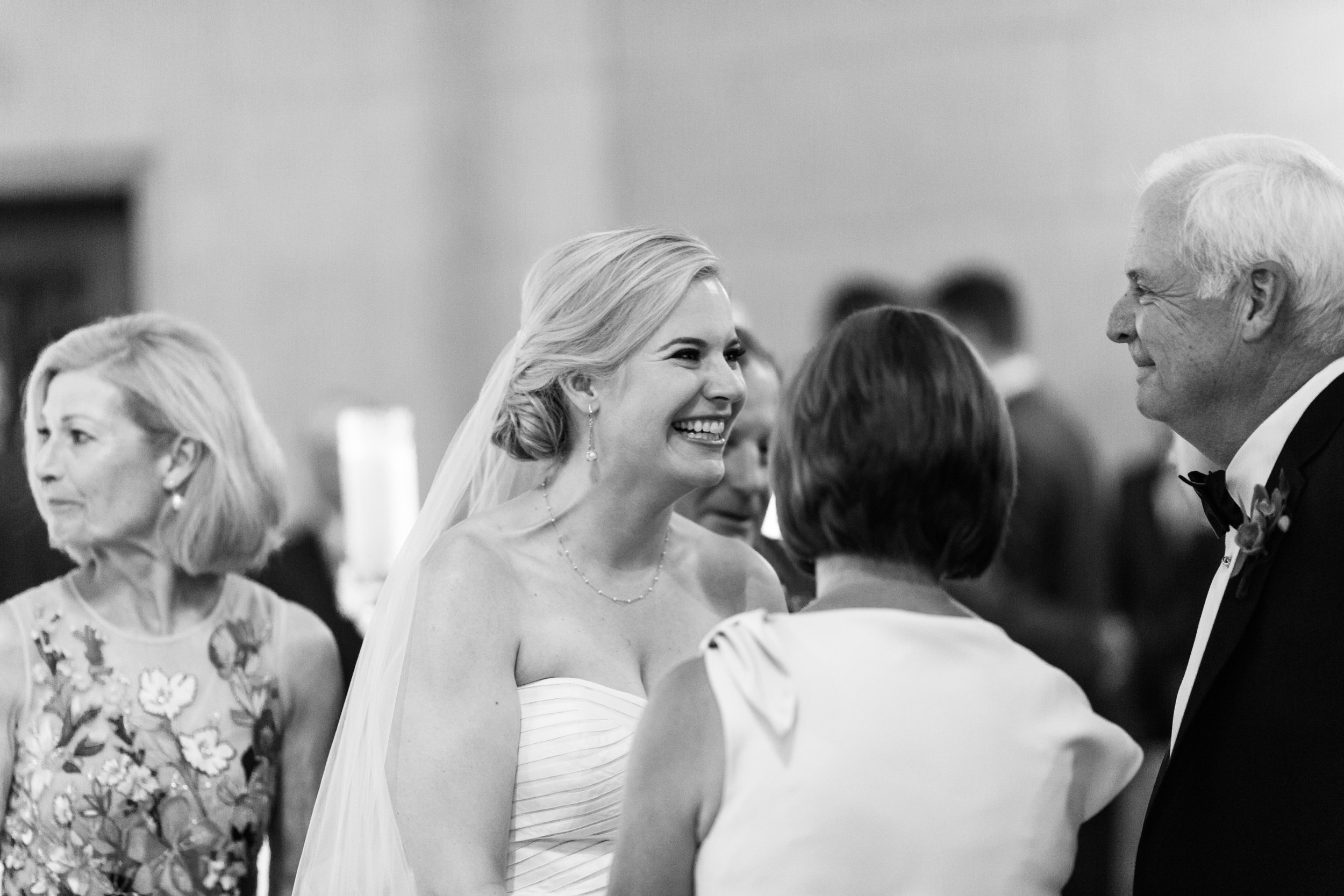 Wedding ceremony photography in Chicago