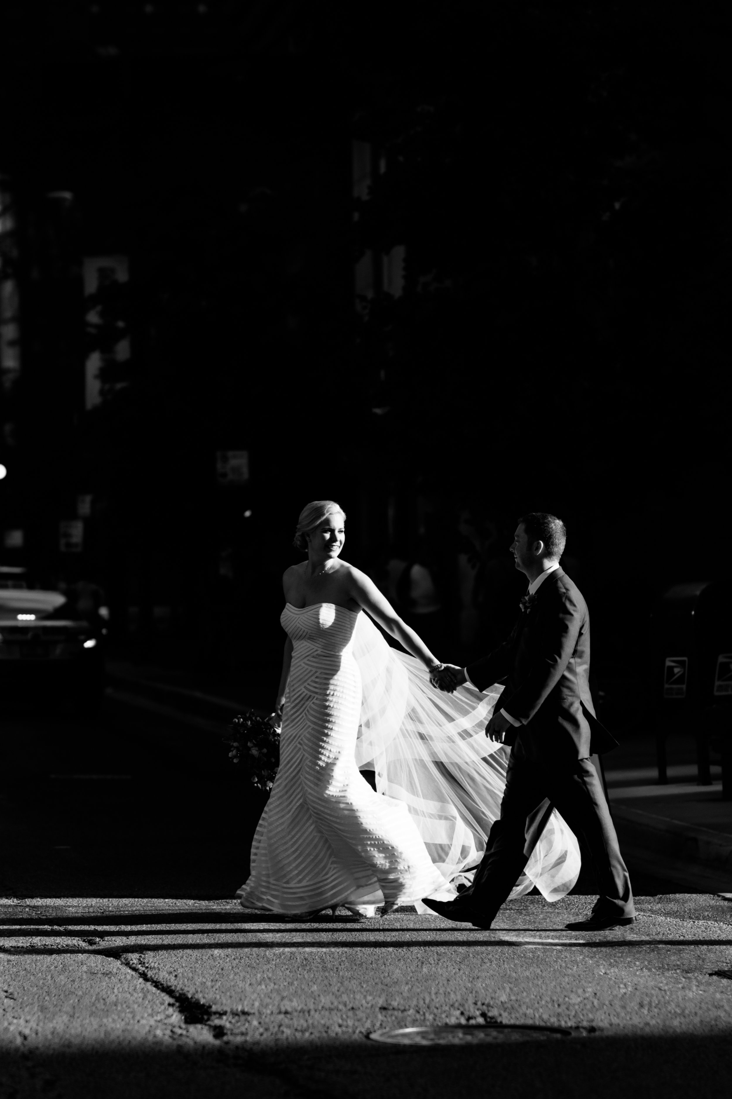 Bridal portraits in Chicago