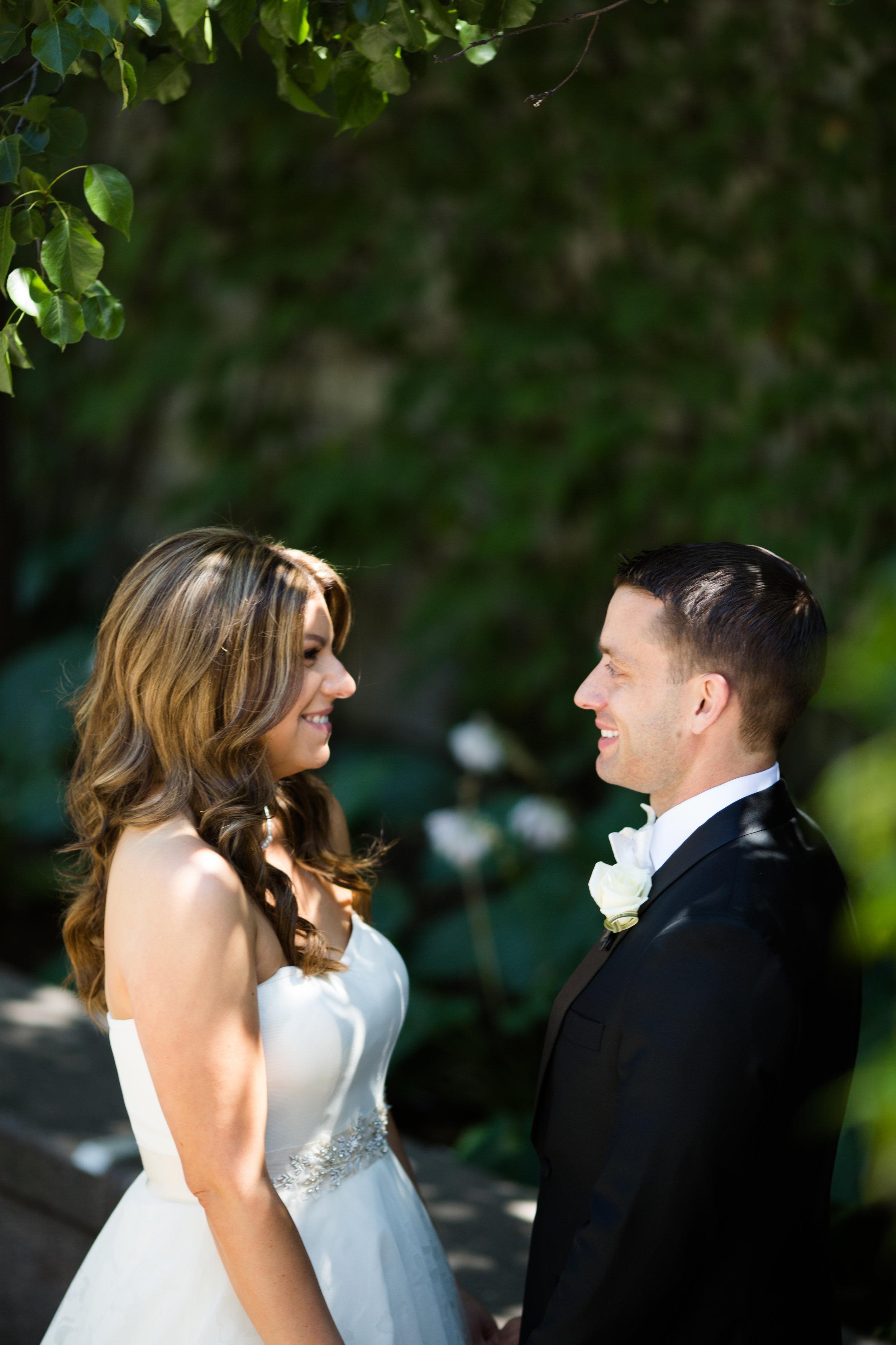 Chicago Wedding in the Summer
