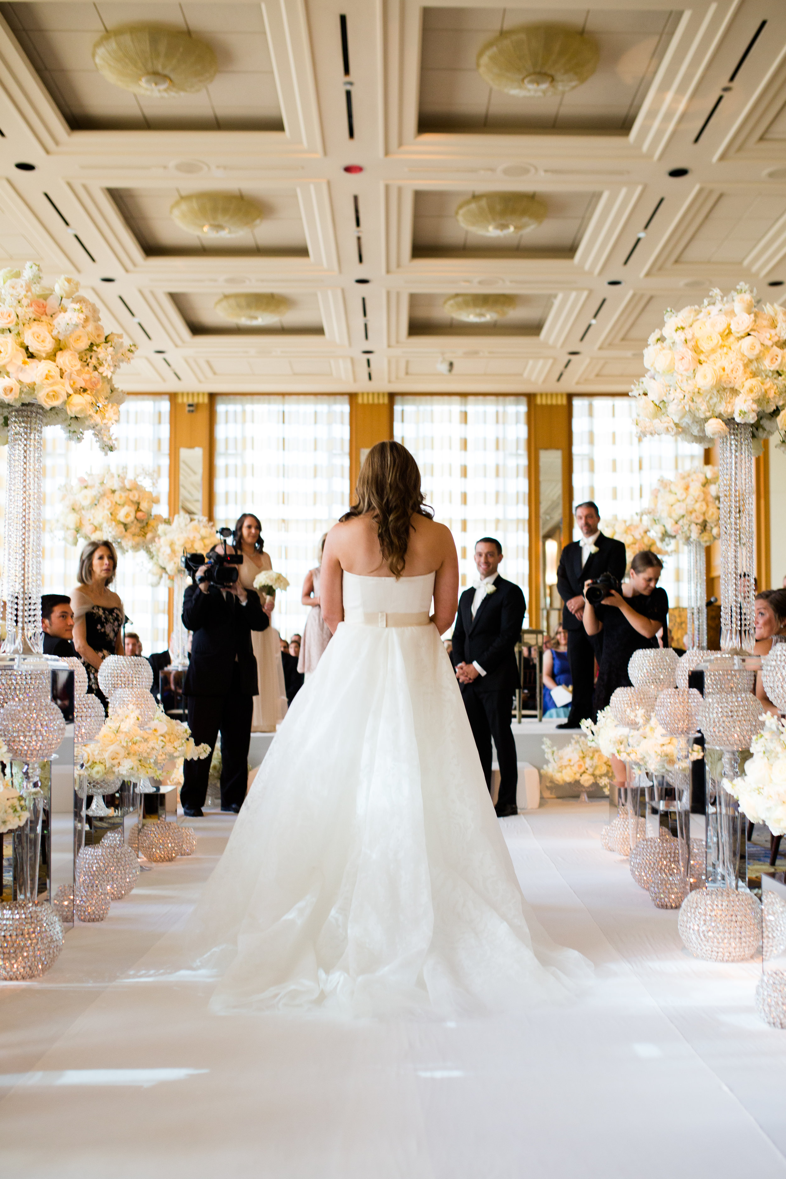 Wedding Ceremony at the Peninsula