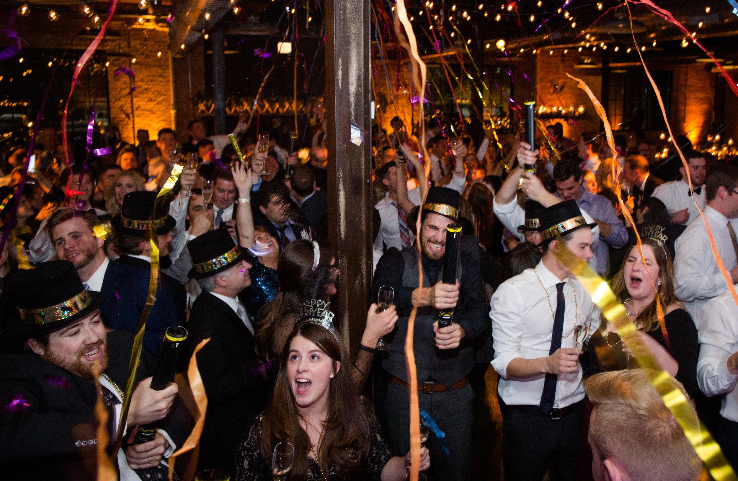 new years eve wedding chicago
