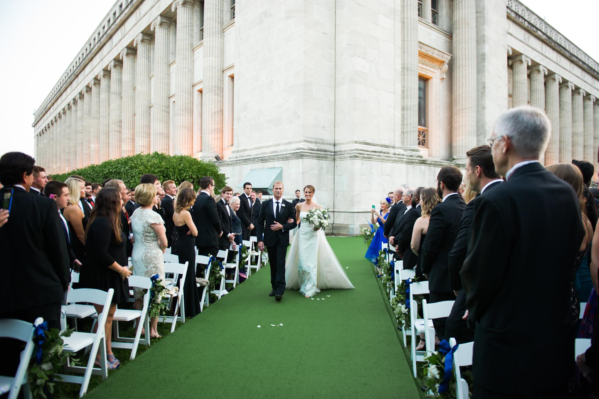 Field Museum Chicago Wedding