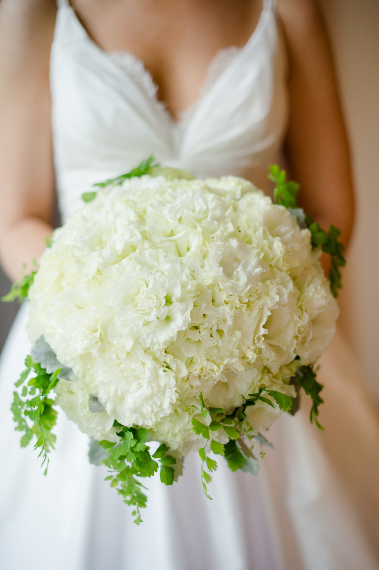Bride's bouquet by Fragrant Design for Morgan Manufacturing wedding