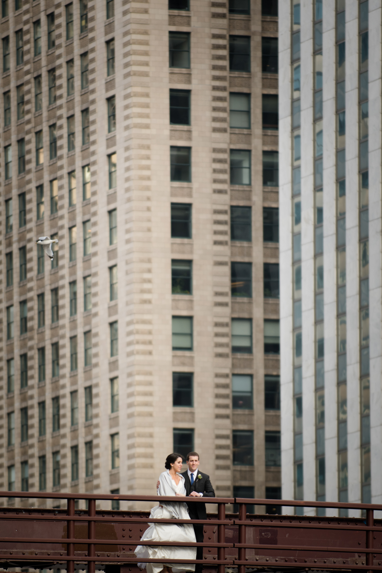 Fine art wedding photography in chicago