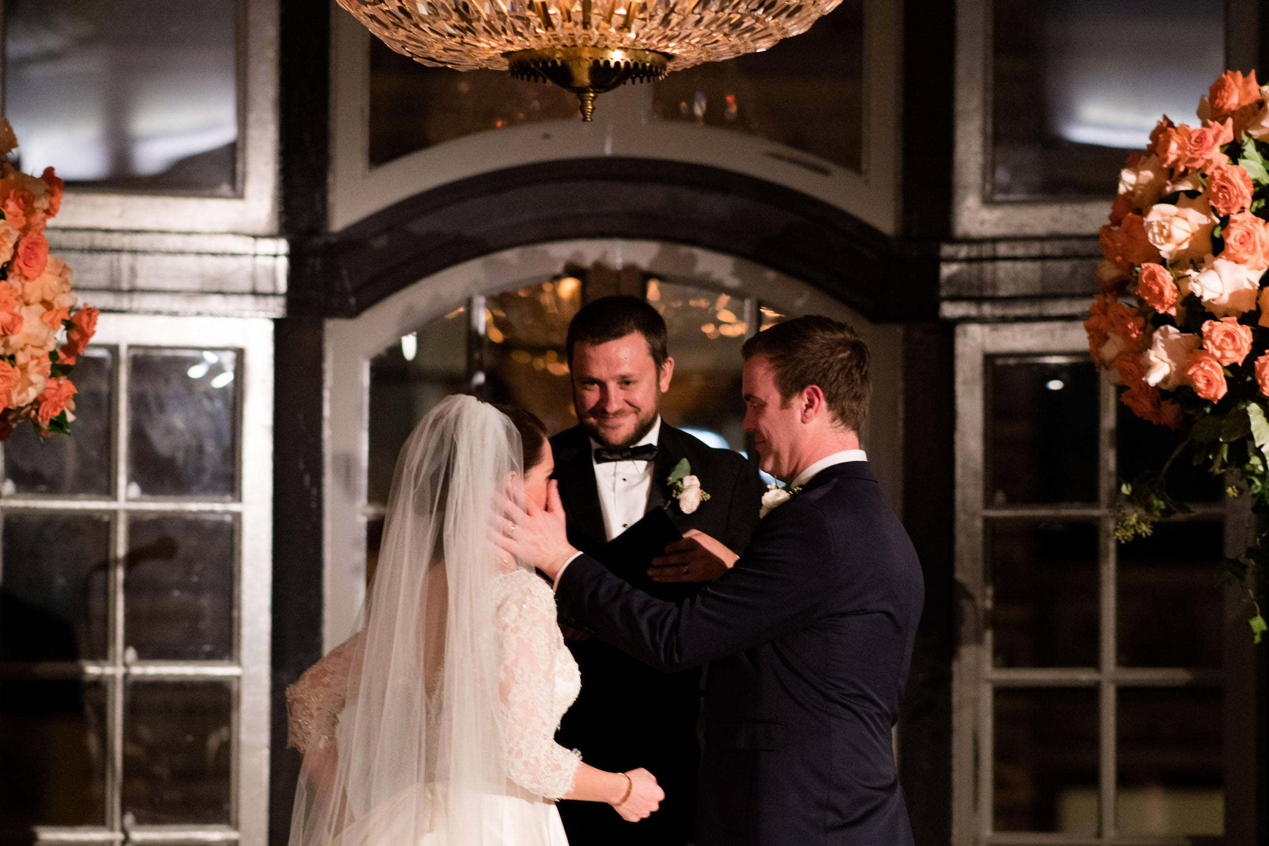 Documentary wedding photography in Chicago