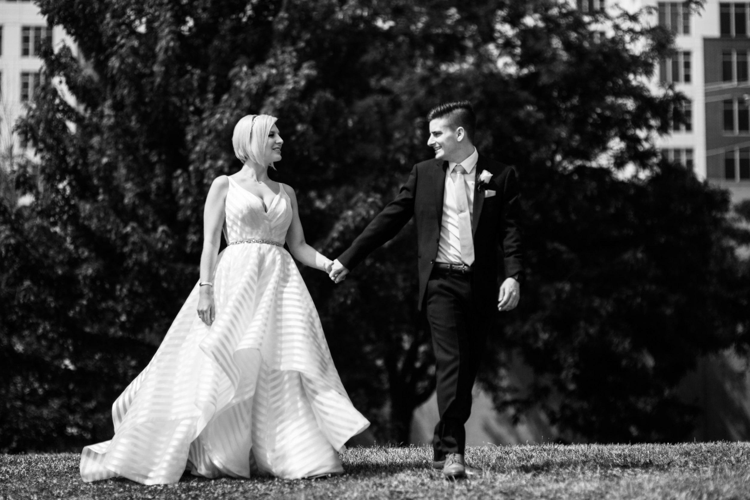 Mary Bartleme Park Wedding photos
