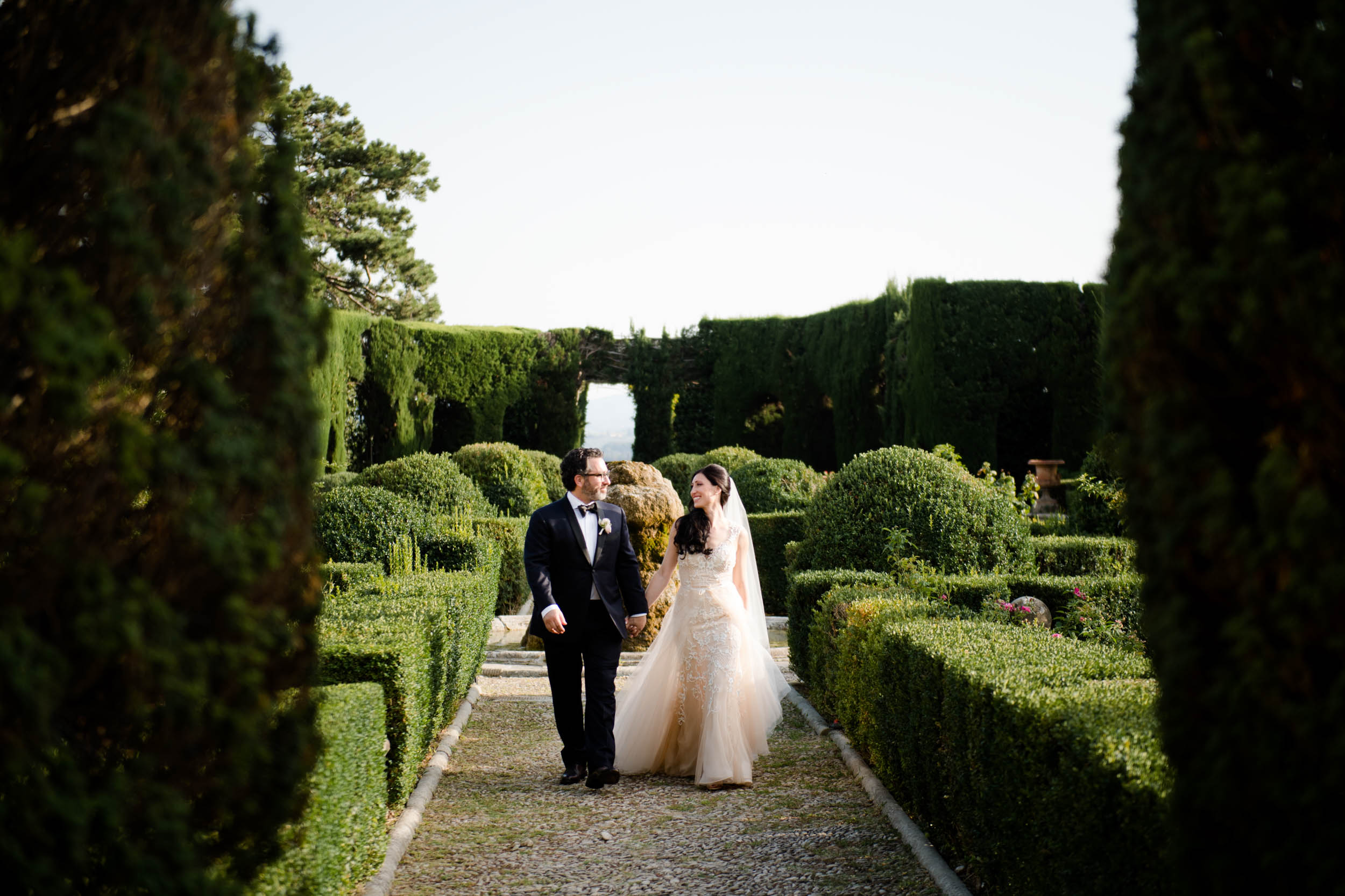 Destination wedding venues in Florence, Italy